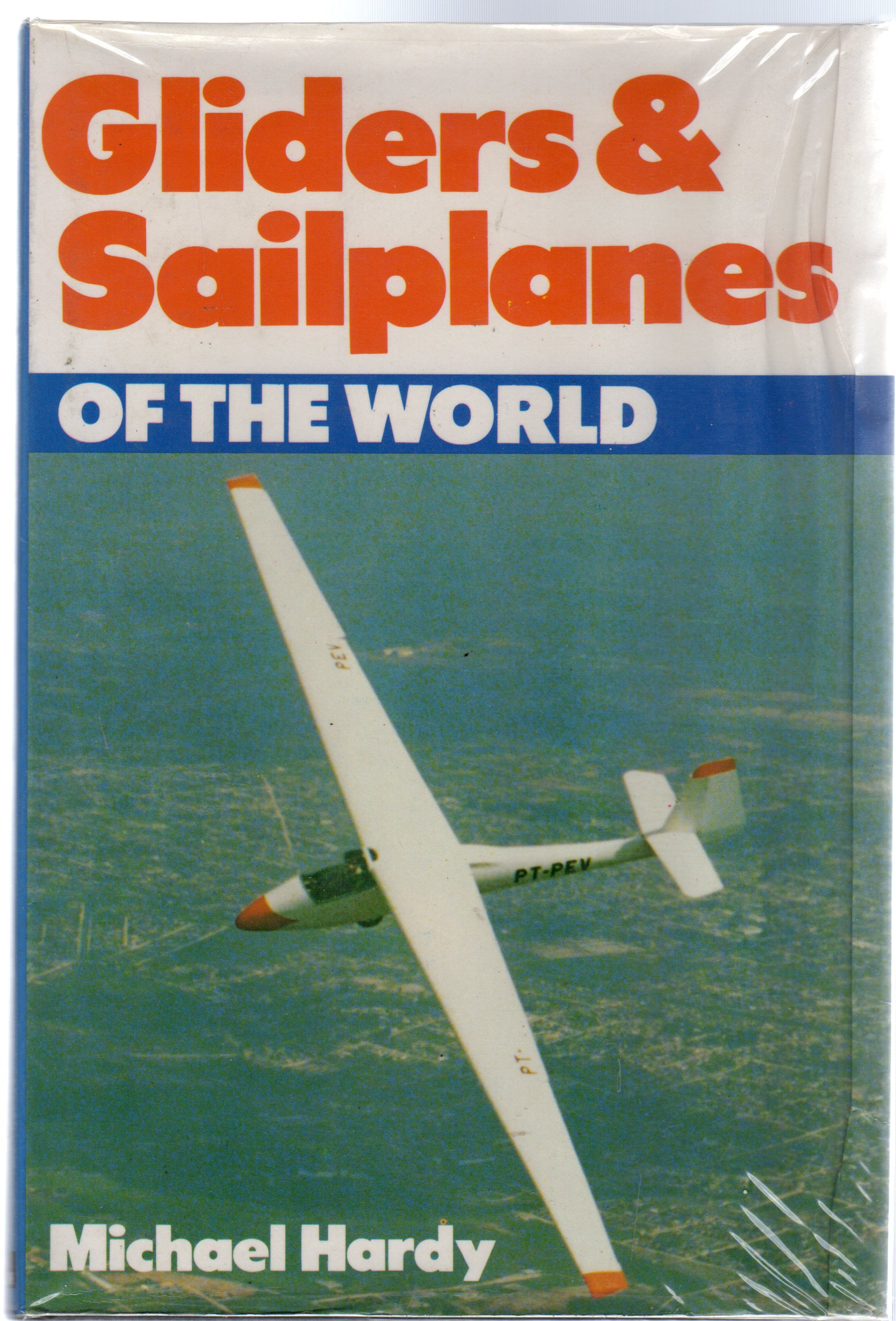 Image for Gliders and Sailplanes of the World
