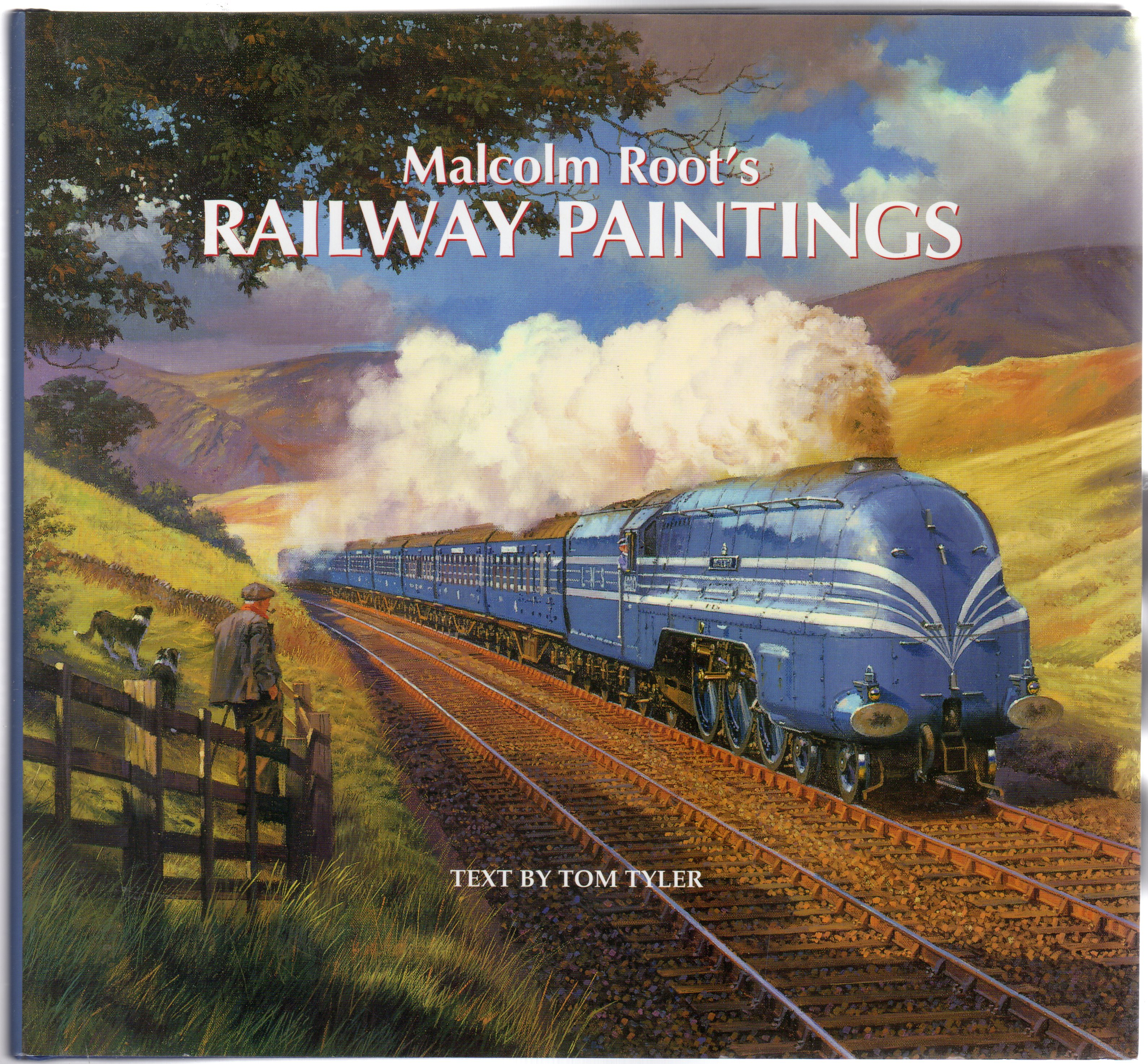 Image for Malcolm Root's Railway Paintings