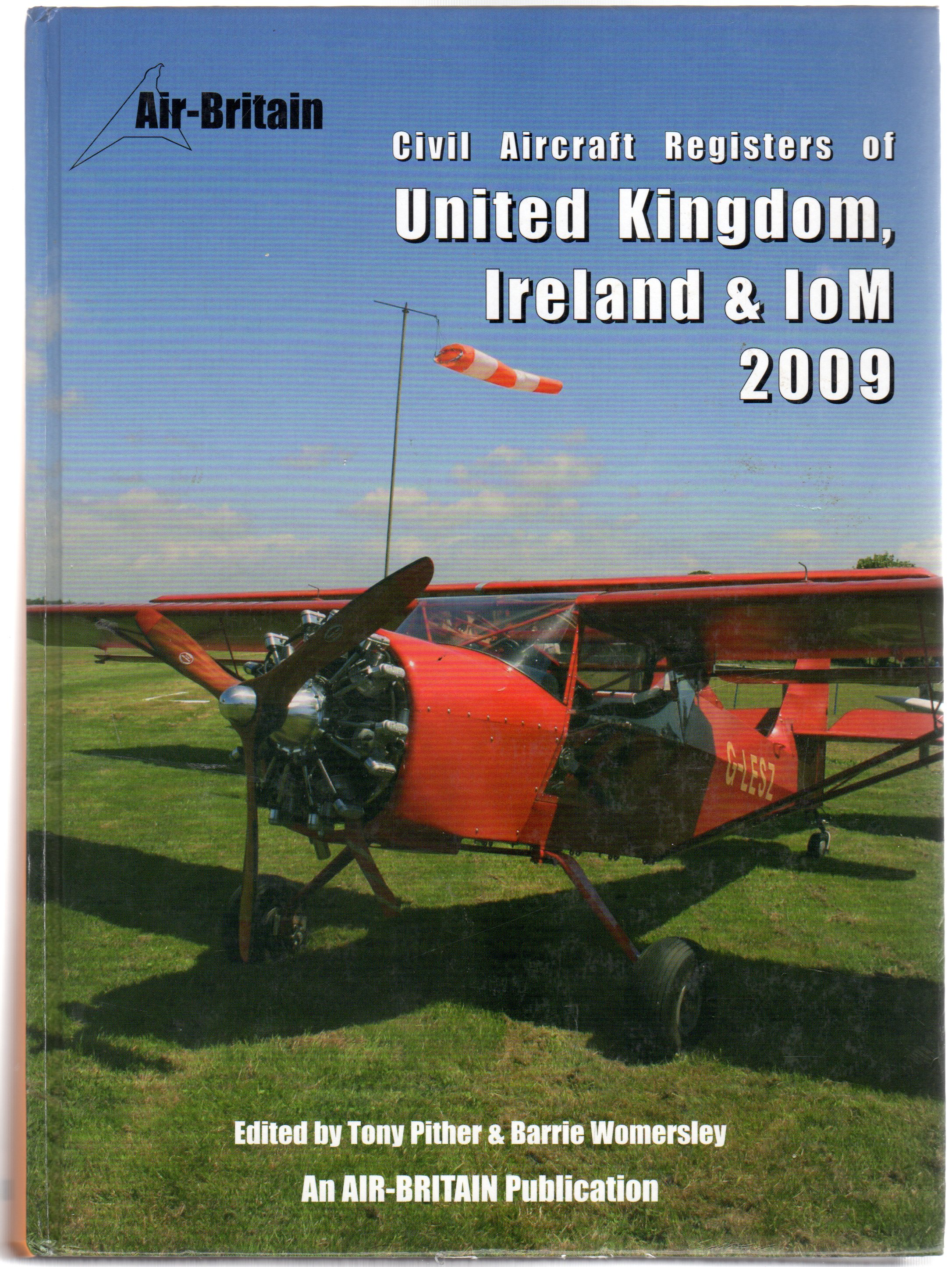 Image for Civil Aircraft Registers of United Kingdom, Ireland and the Isle of Man 2009
