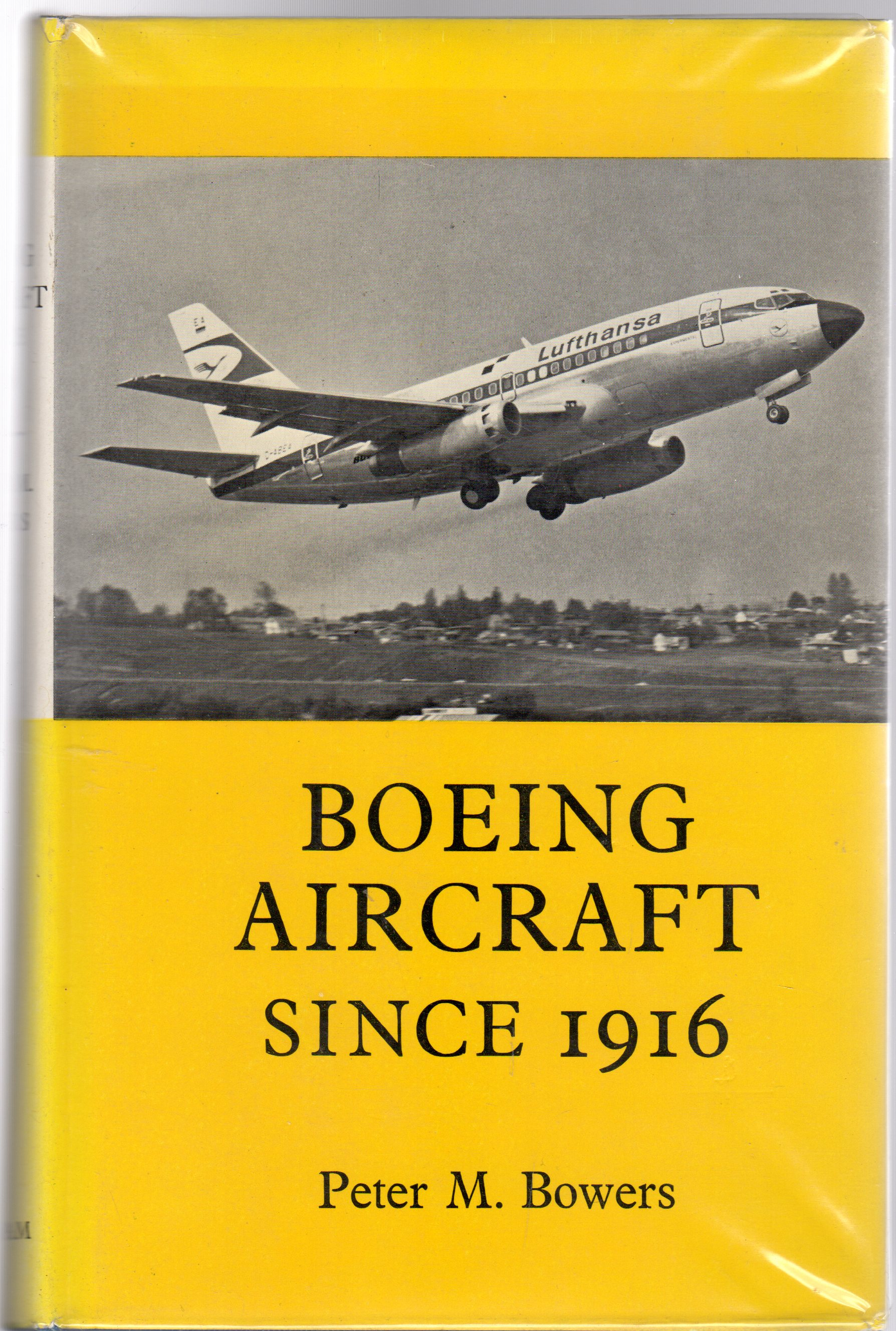 Image for Boeing Aircraft Since 1916