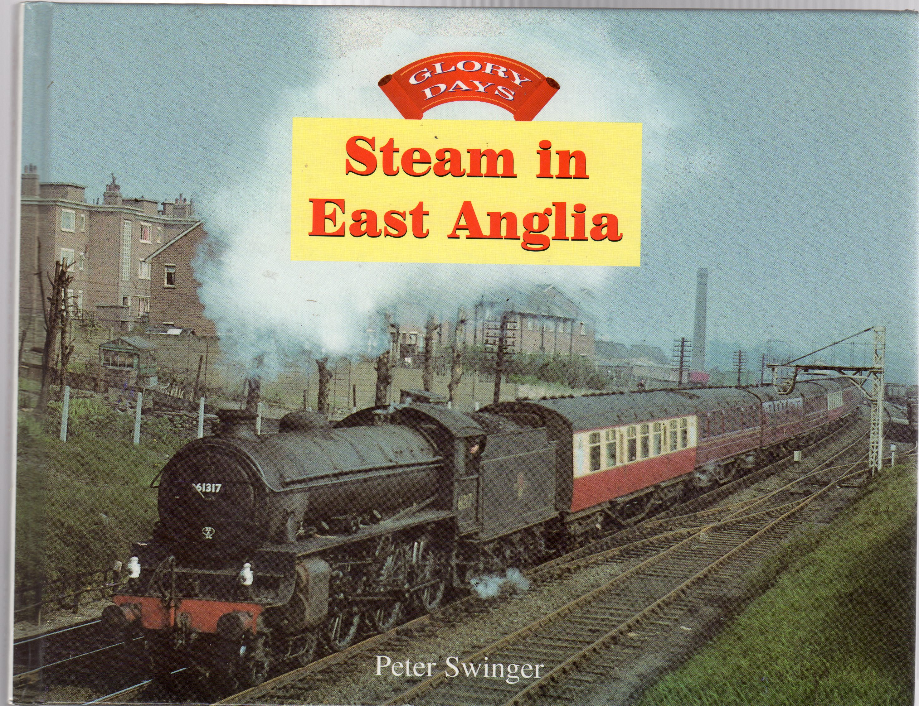 Image for Steam in East Anglia
