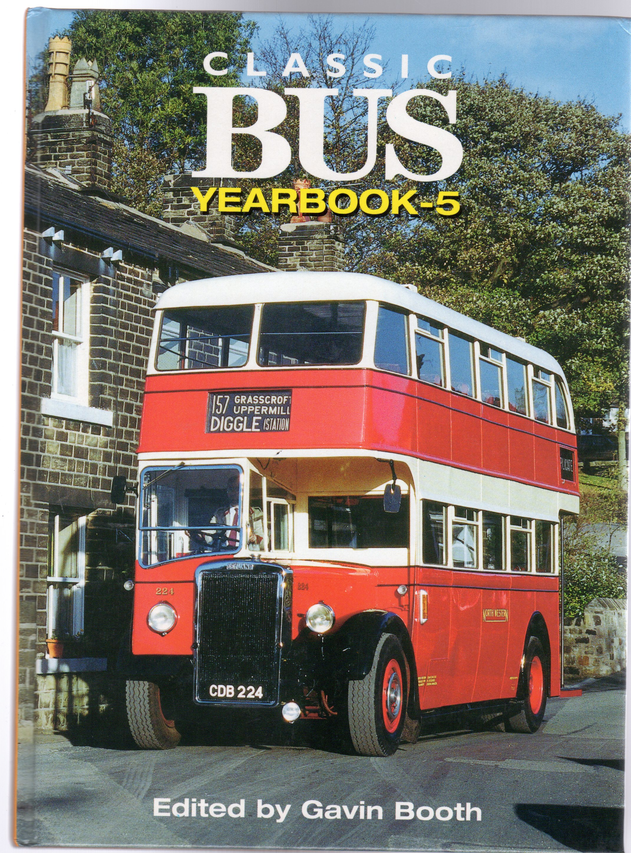Image for Classic Bus Yearbook : No. 5