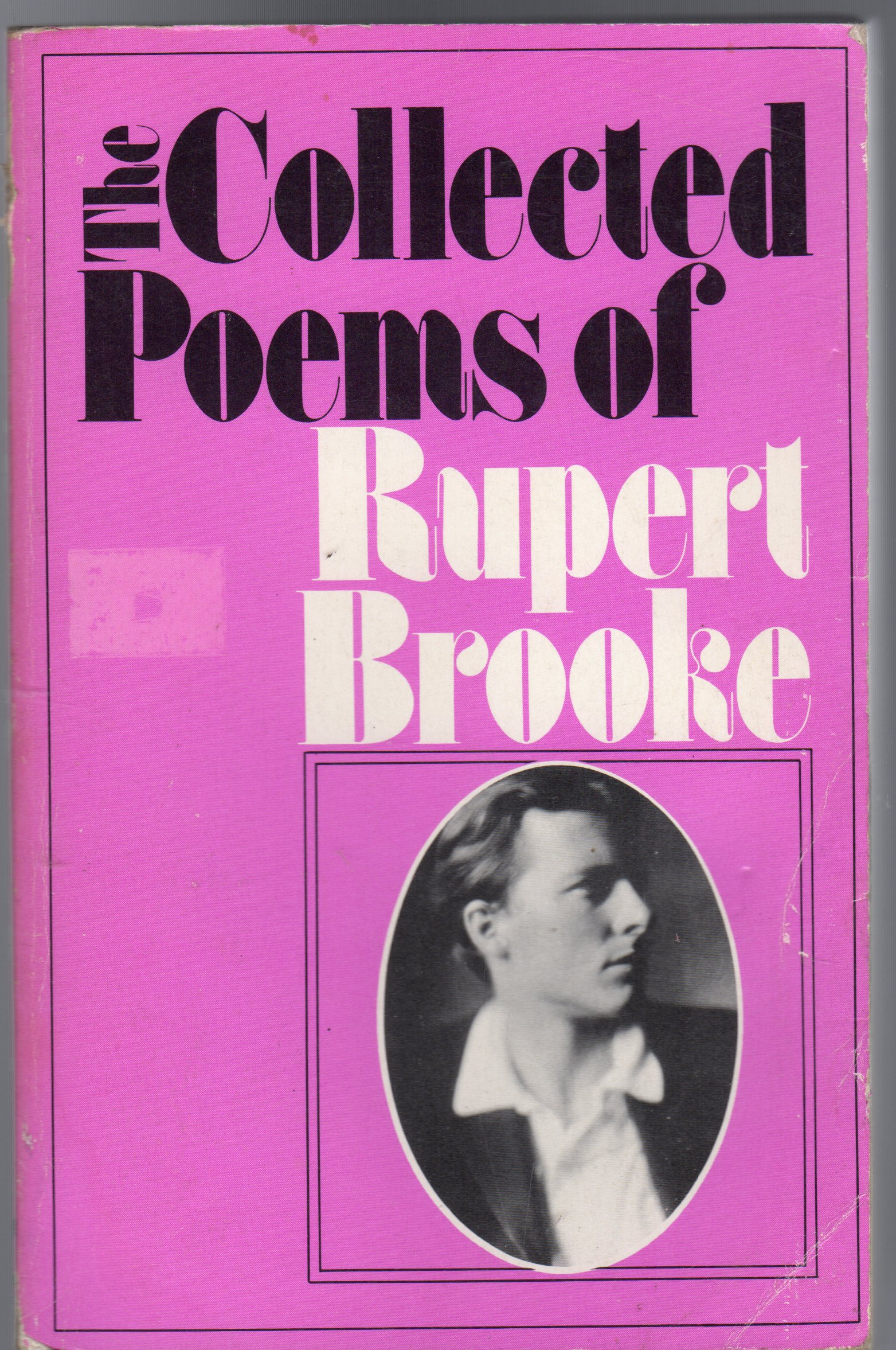 Image for The Collected Poems of Rupert Brooke