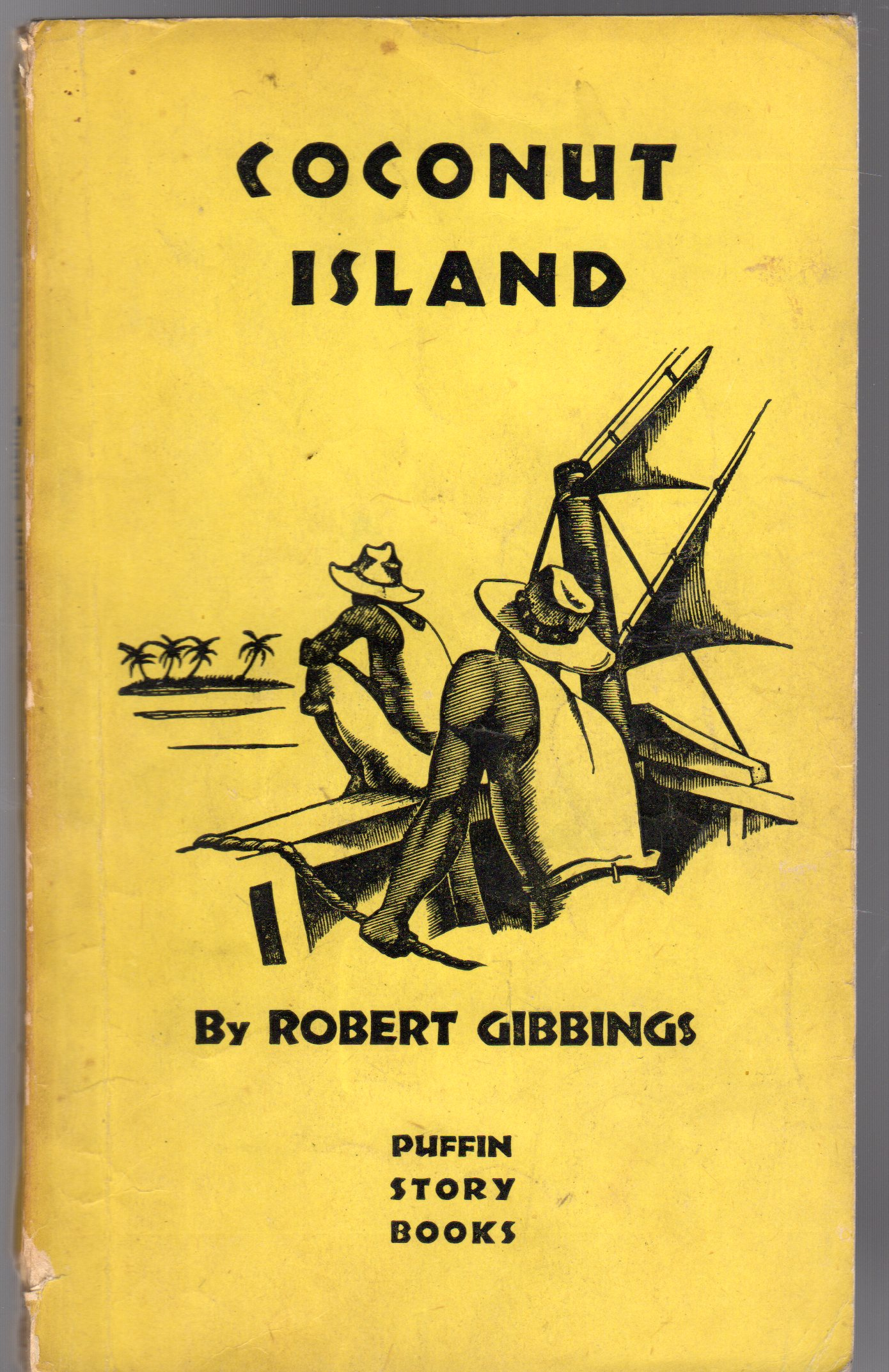 Image for Coconut Island - or The Adventures of Two Children in the South Seas