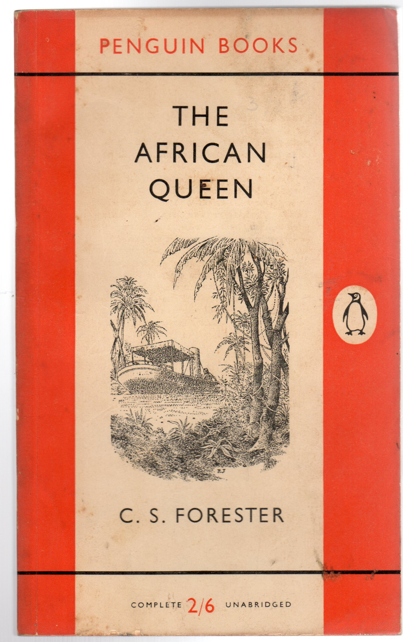 Image for The African Queen