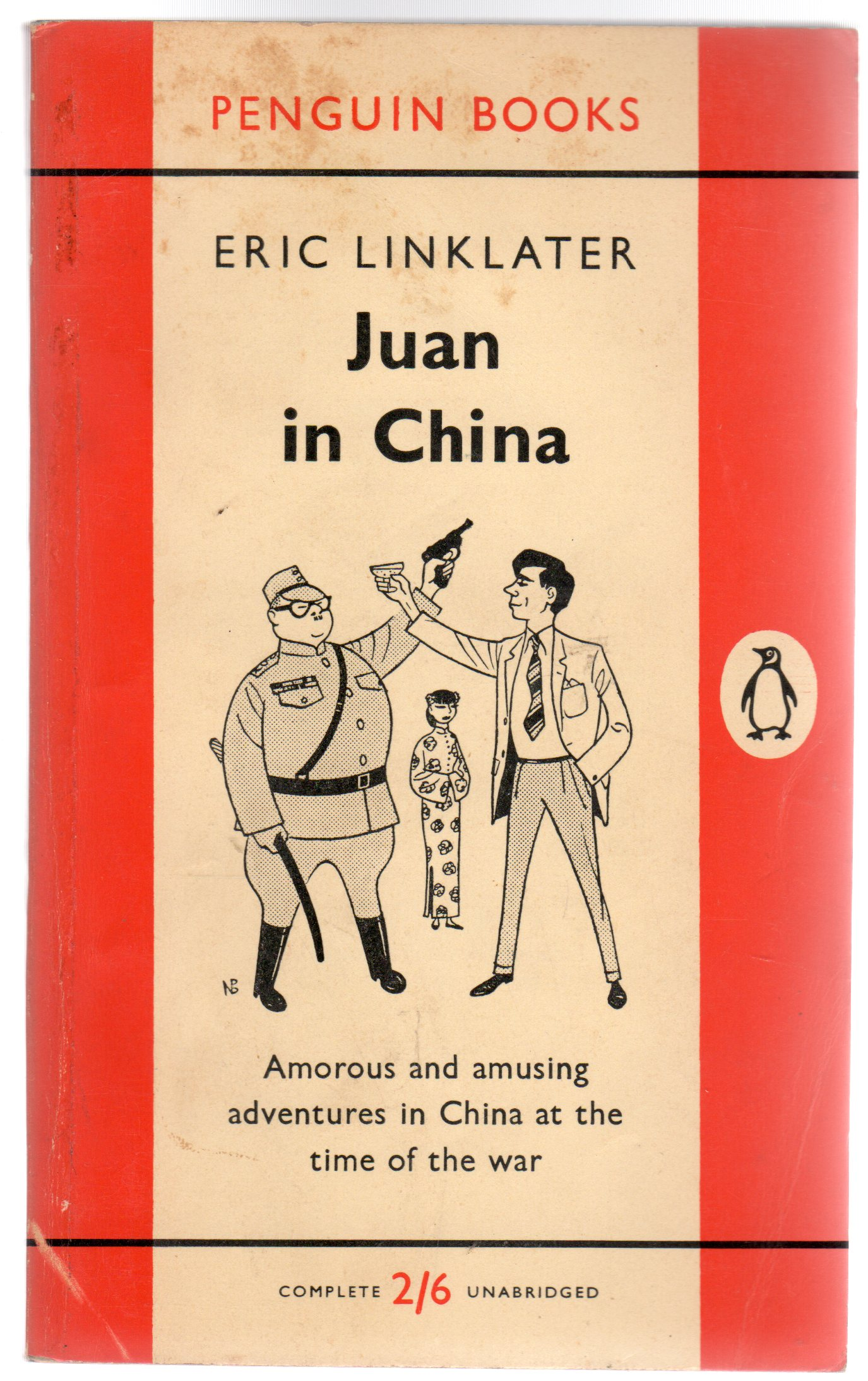 Image for Juan in China