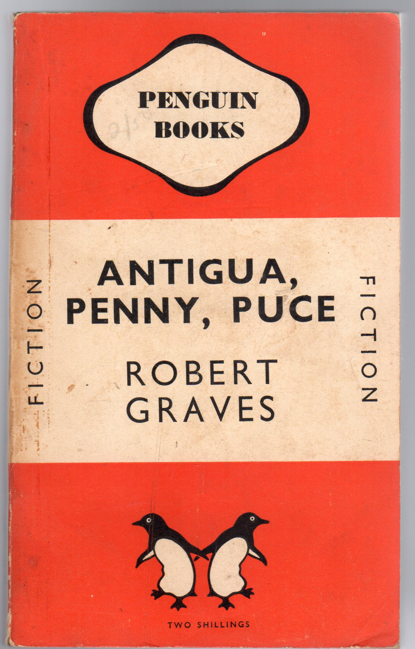 Image for Antigua, Penny, Puce