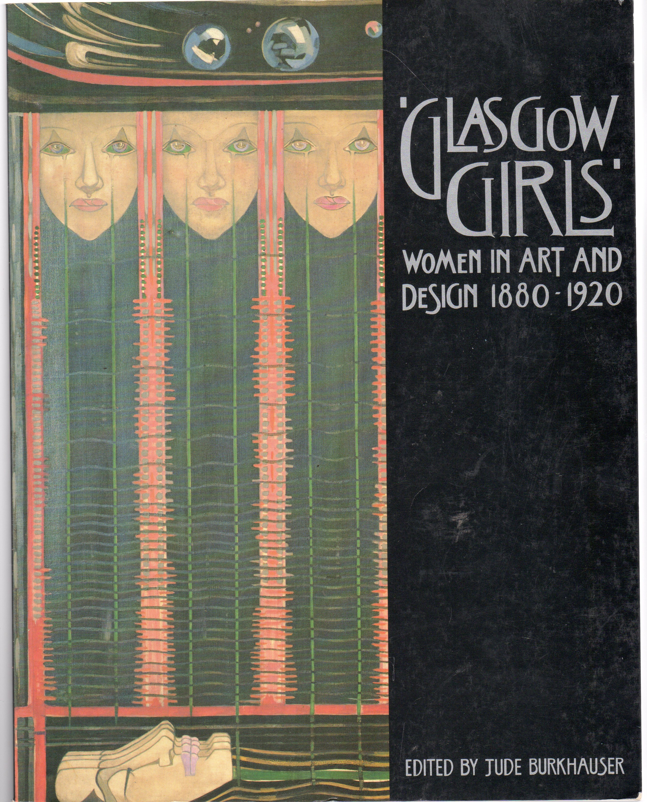 Image for Glasgow Girls : Women in Art and Design 1880-1920