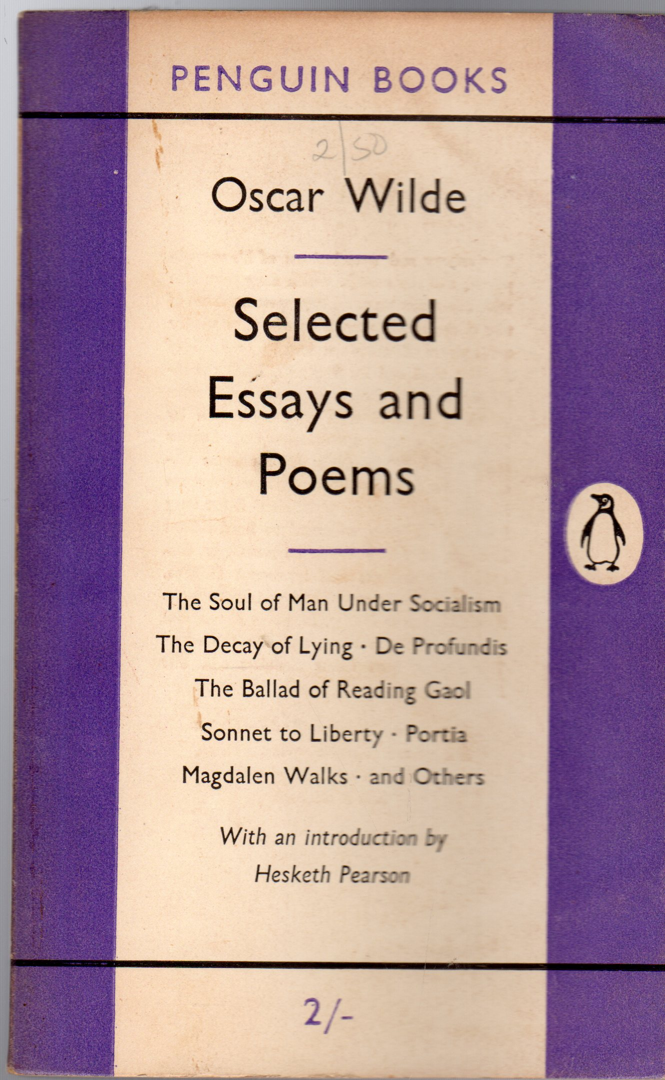 Image for Selected Essays and Poems