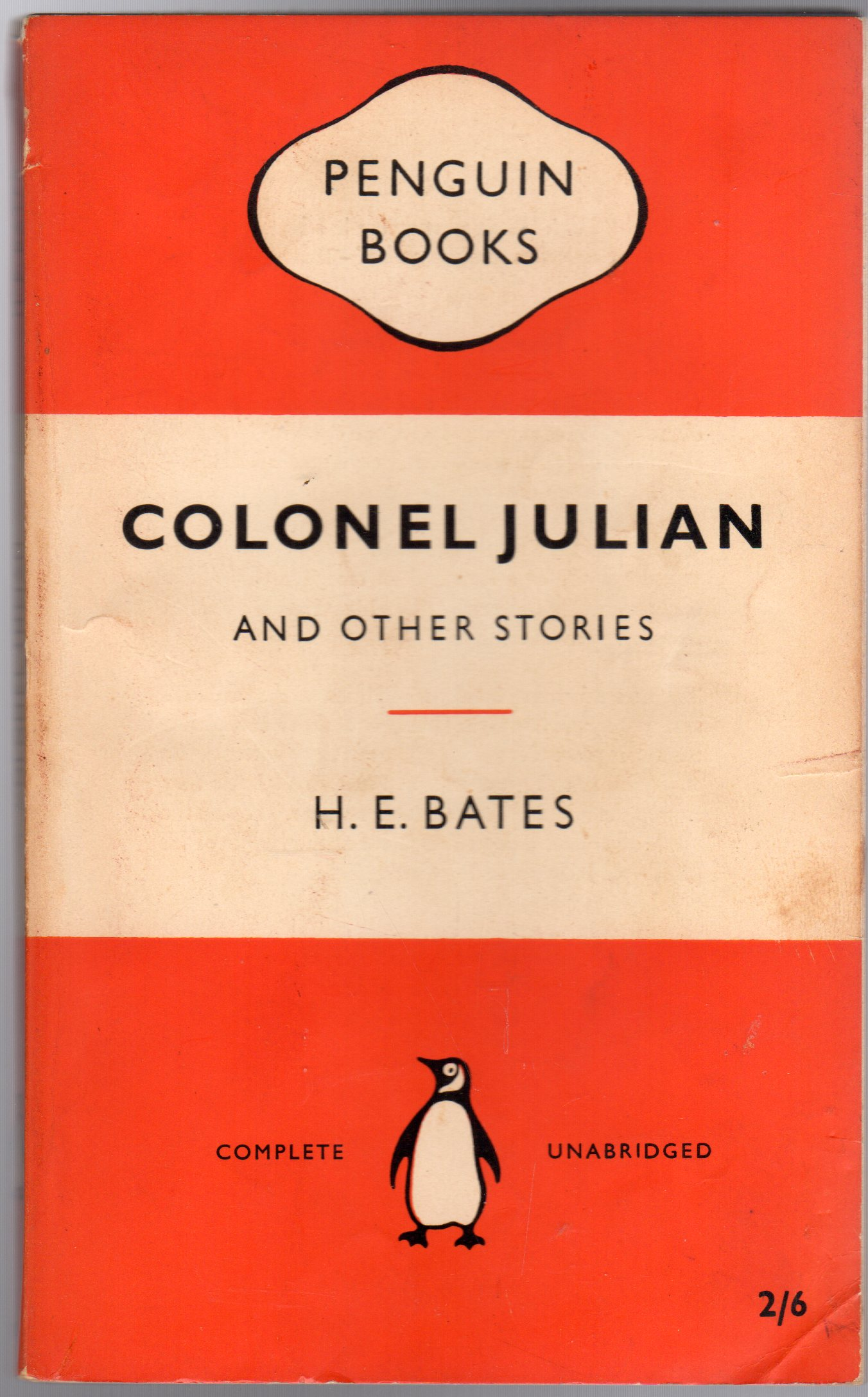 Image for Colonel Julian & Other Stories