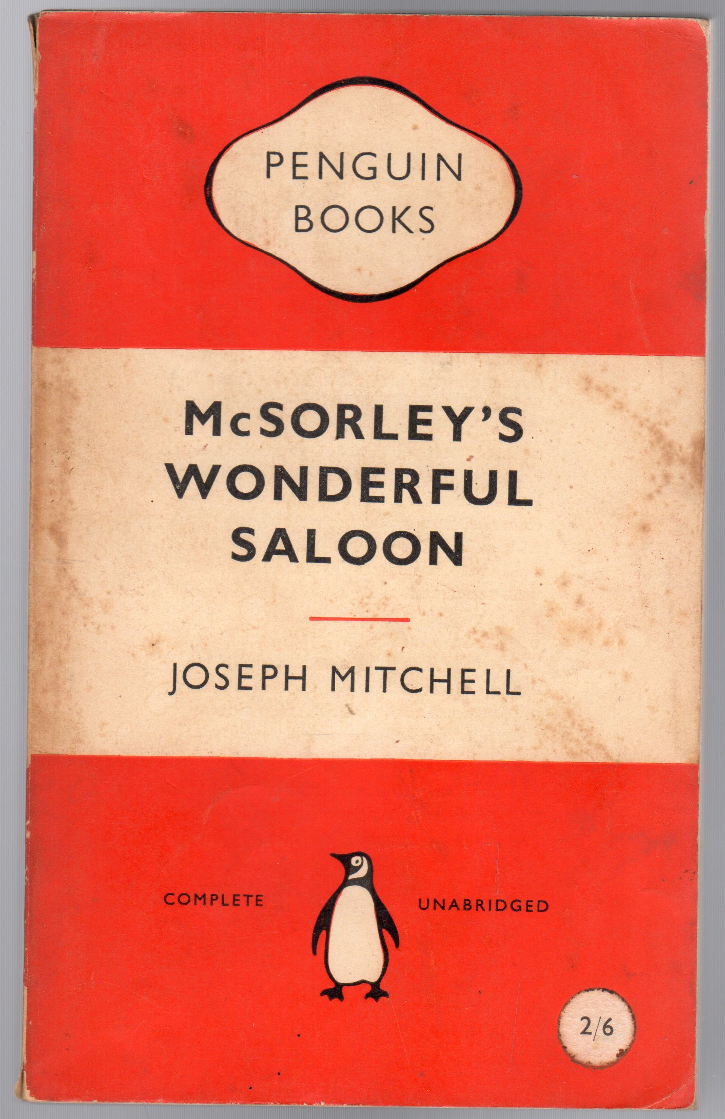 Image for McSorley's Wonderful Saloon