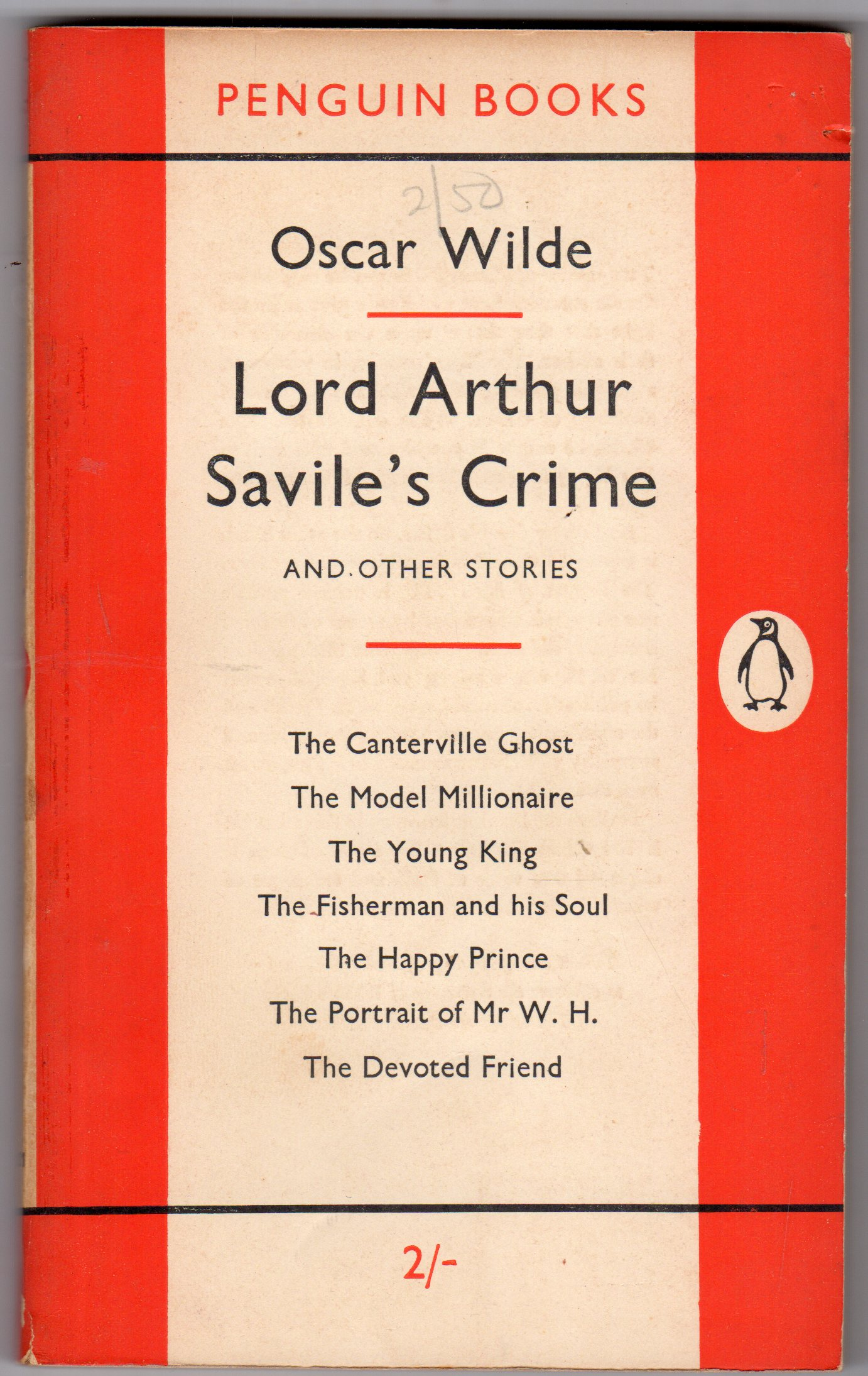 Image for Lord Arthur Savile's Crime and Other Stories