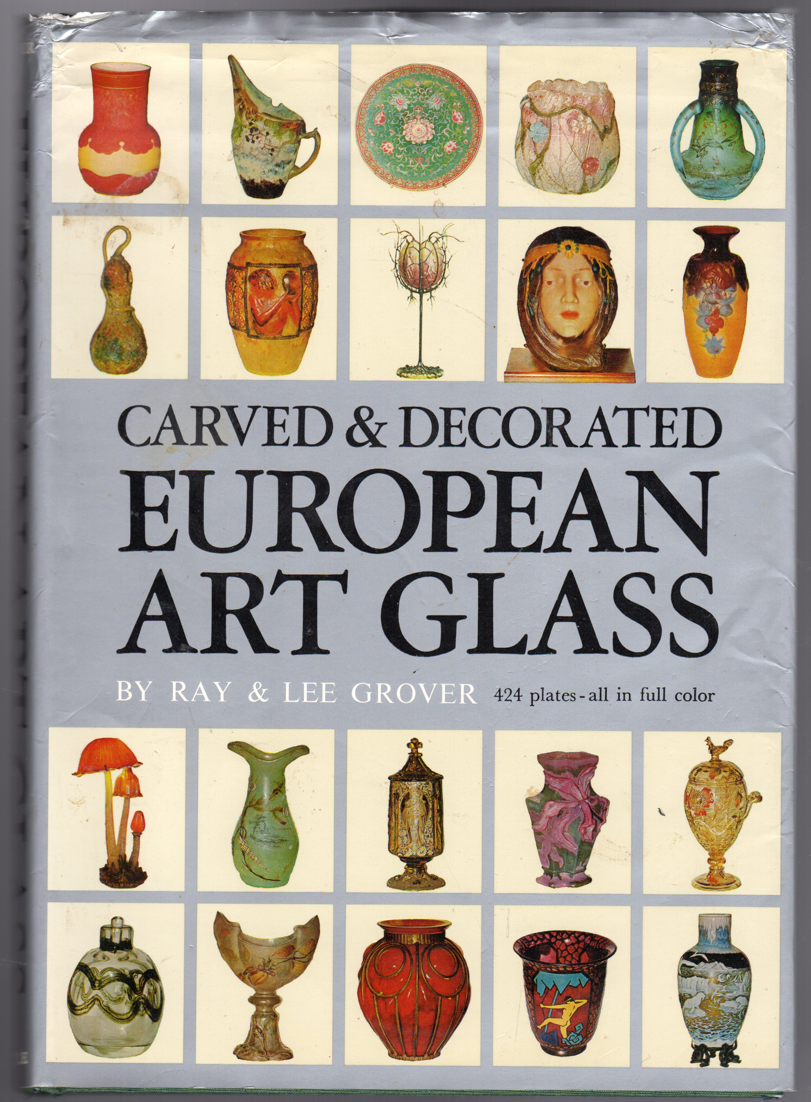 Image for Carved and Decorated European Art Glass