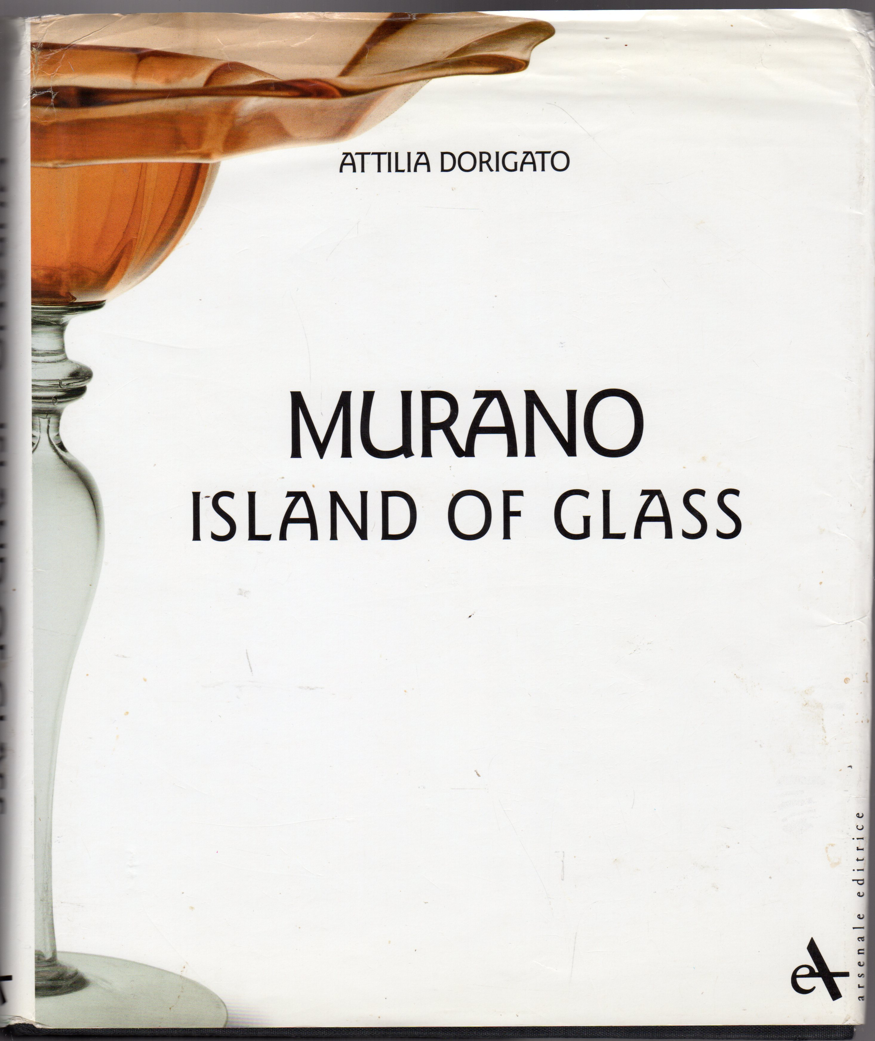 Image for Murano : The Island of Glass