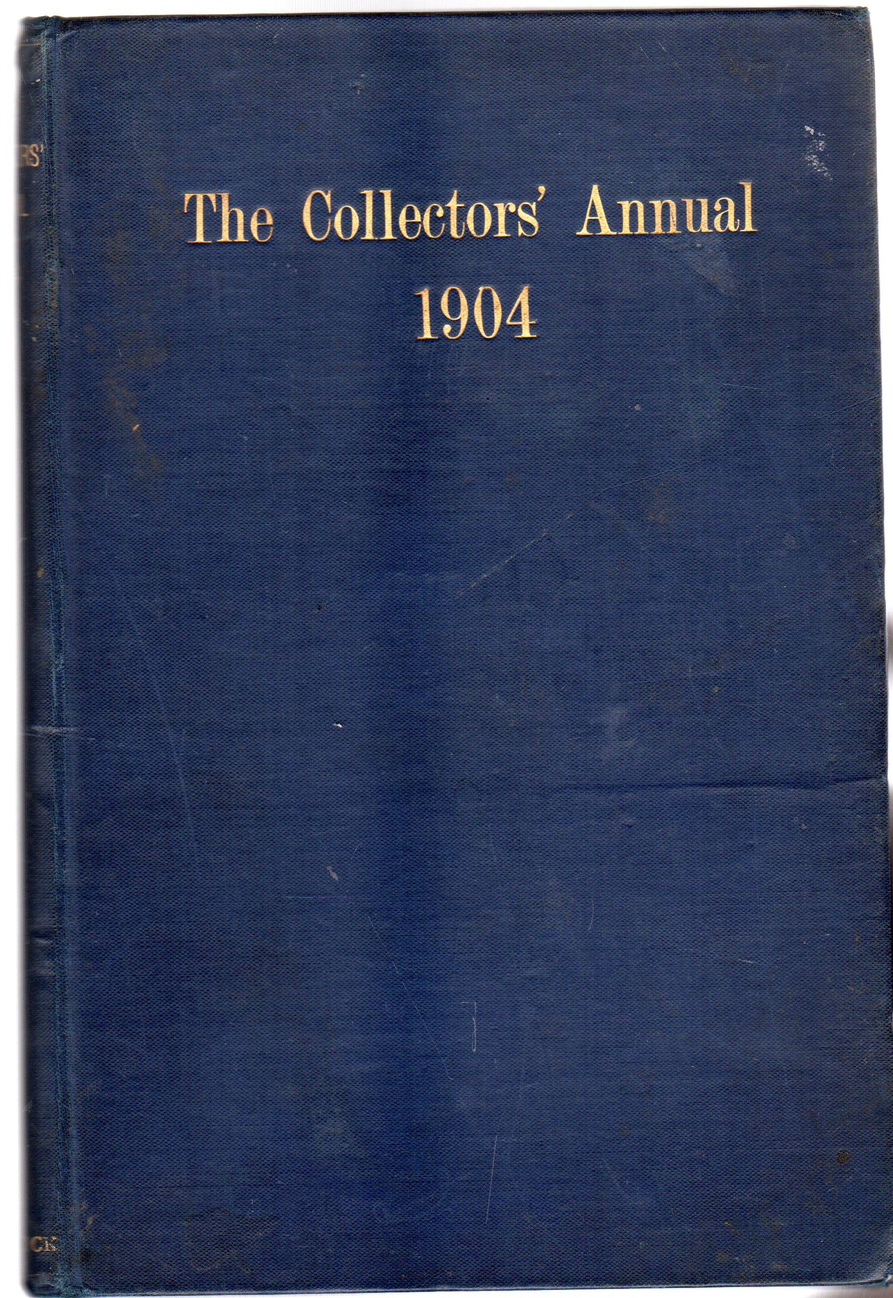 Image for The Collectors' Annual for 1904