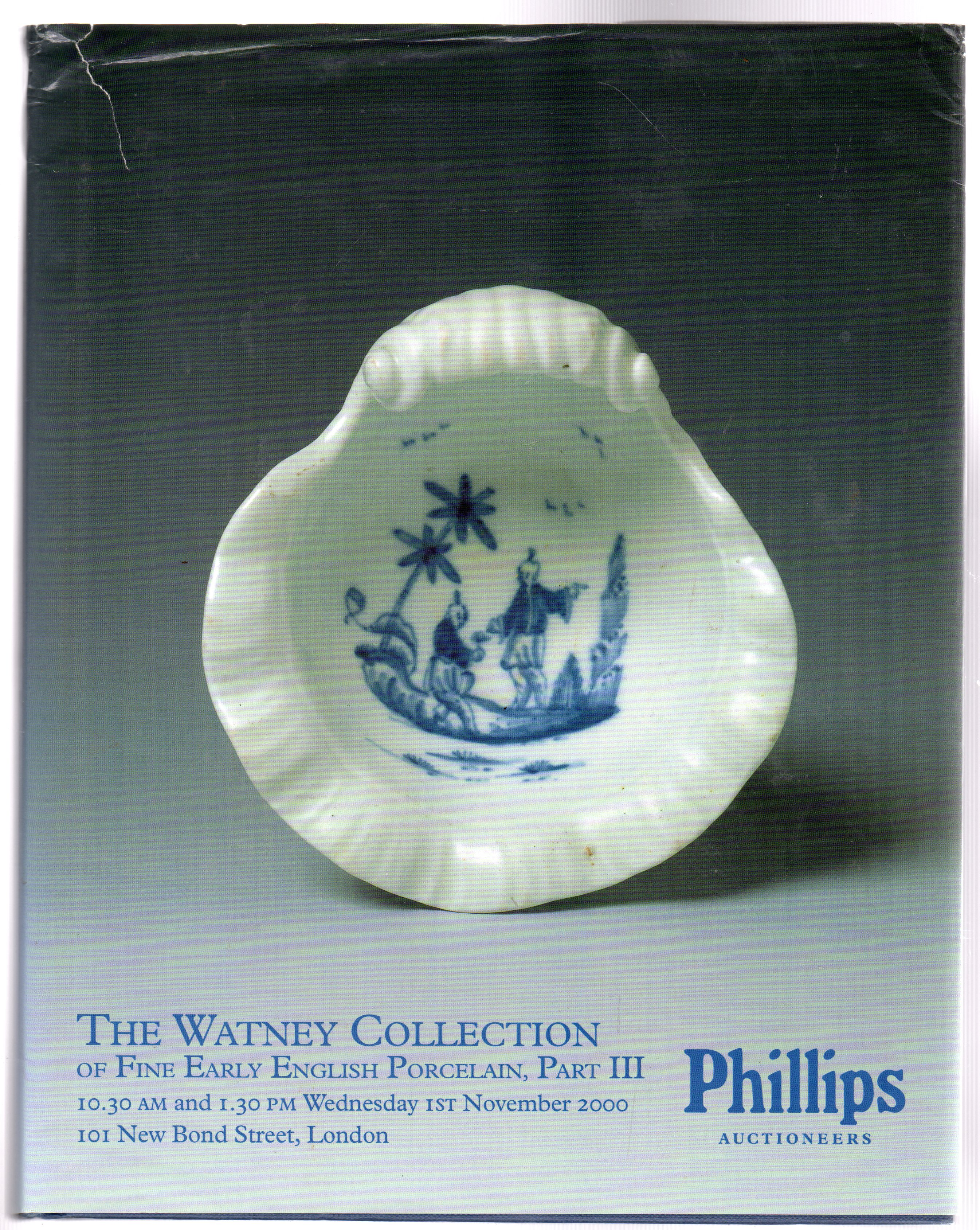 Image for The Watney Collection of Fine English Porcelain Part  III