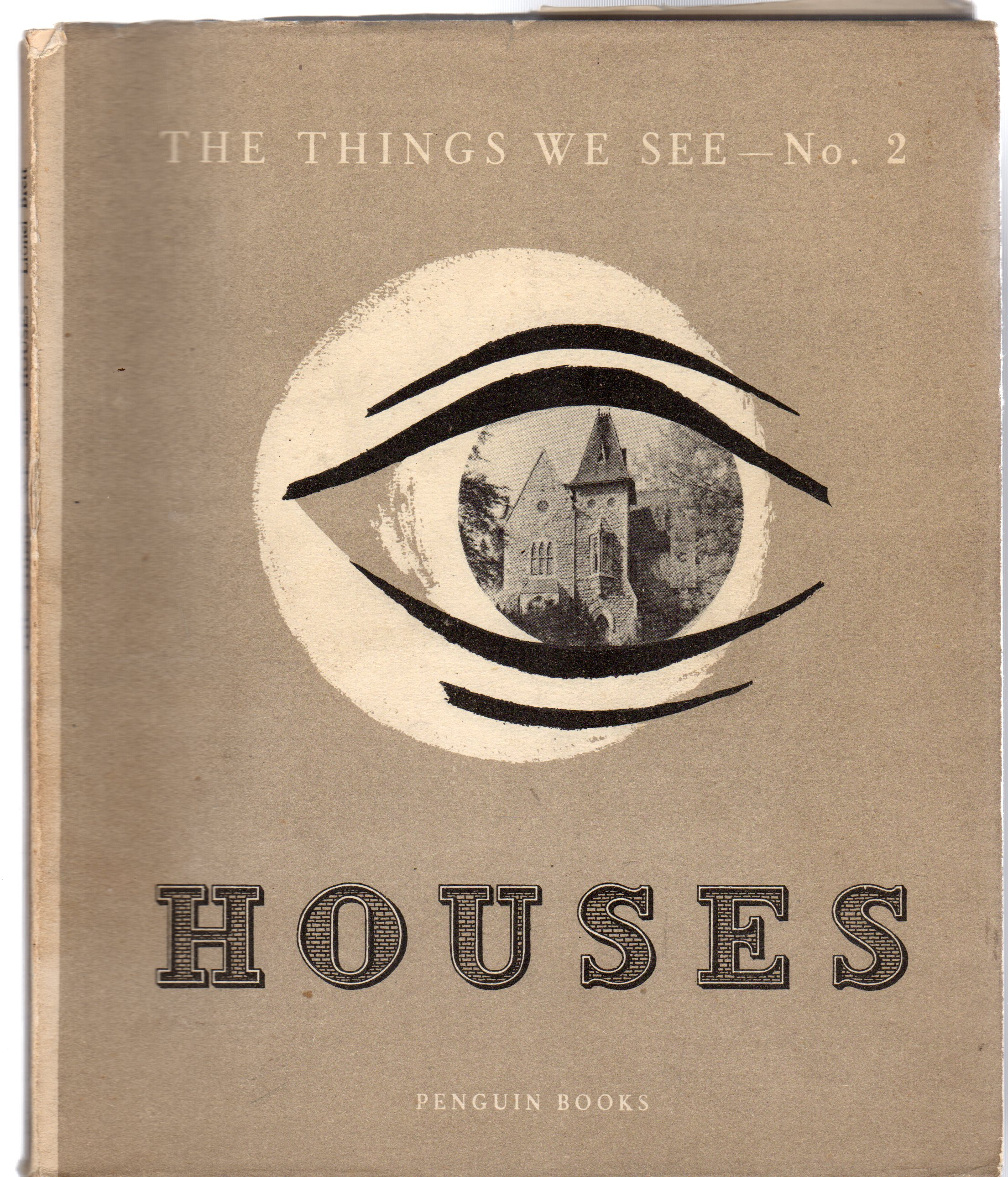 Image for The Things We See: No. 2. Houses.