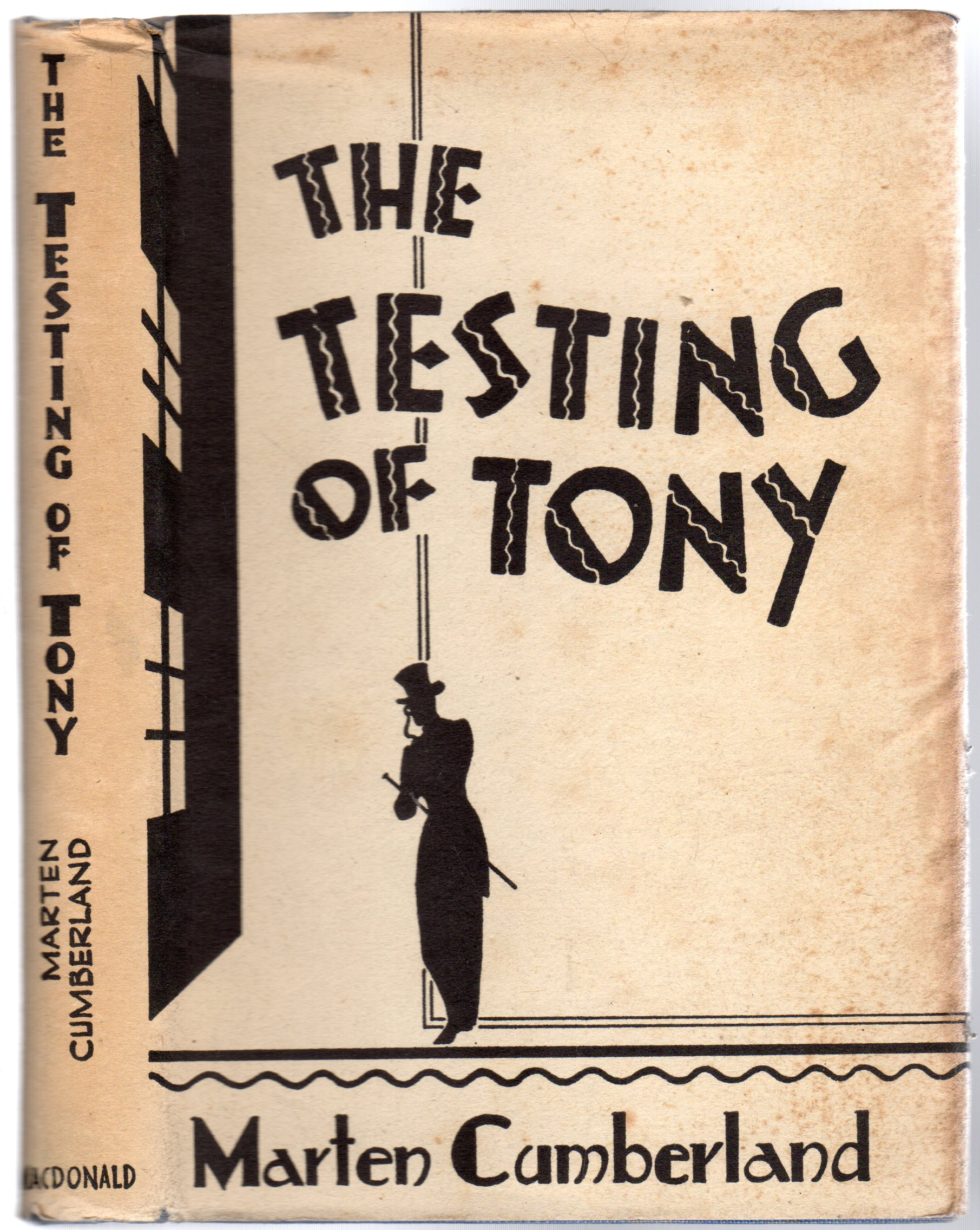 Image for The Testing of Tony
