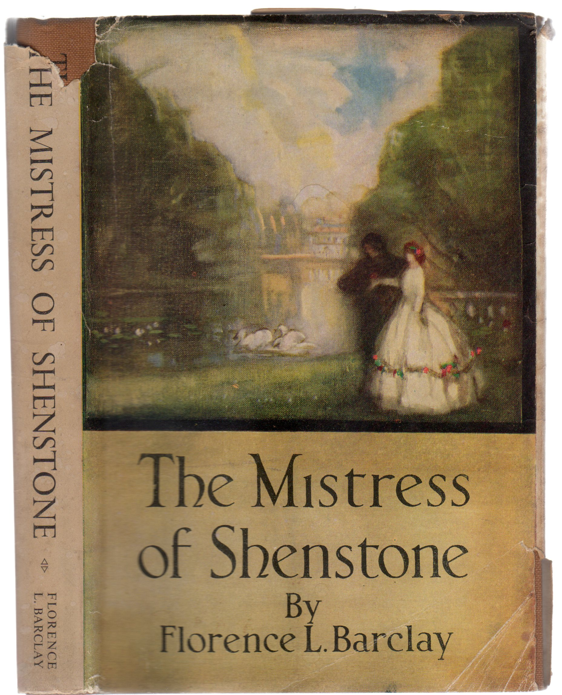 Image for The Mistress of Shenstone