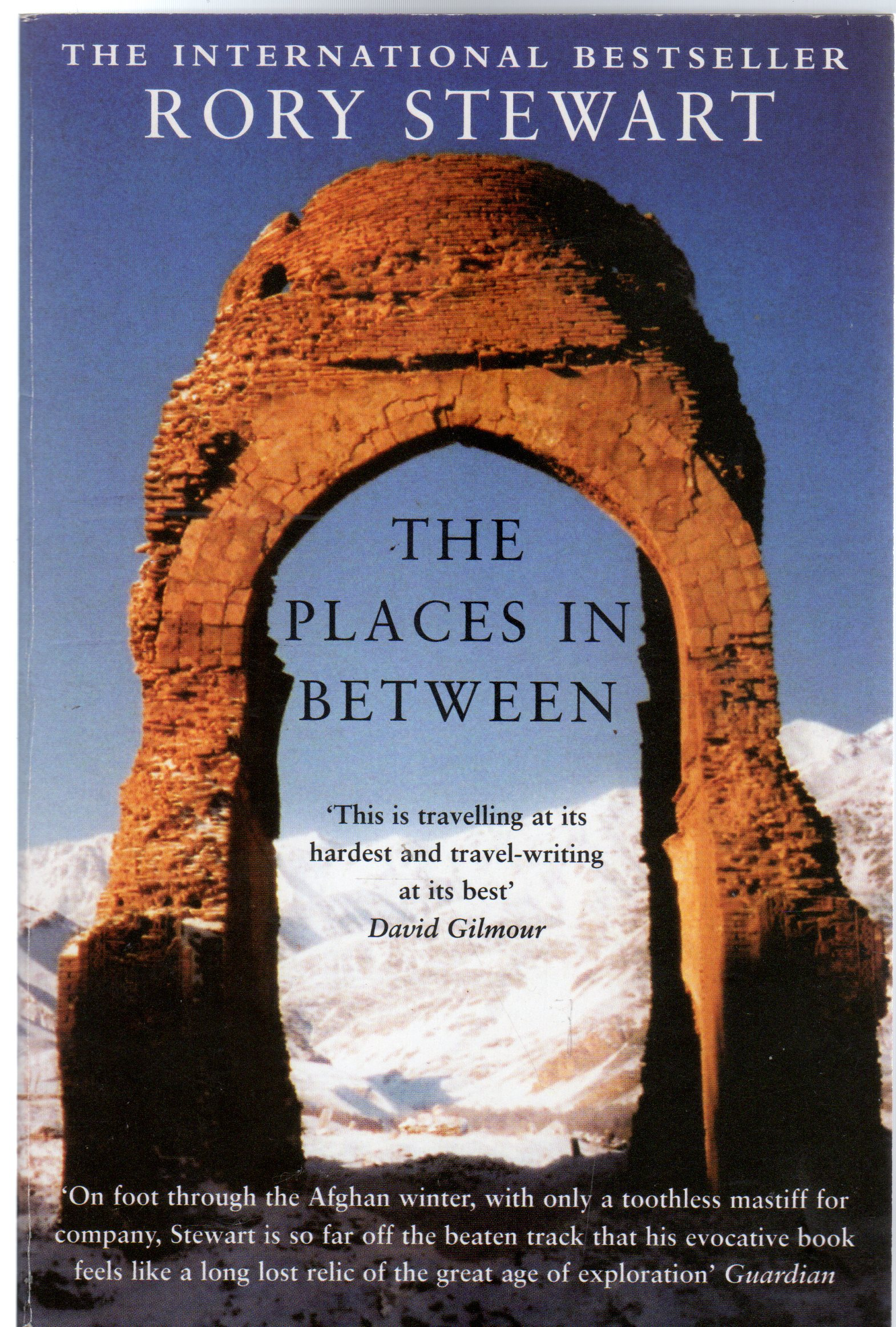 Image for The Places In Between (SIGNED COPY)