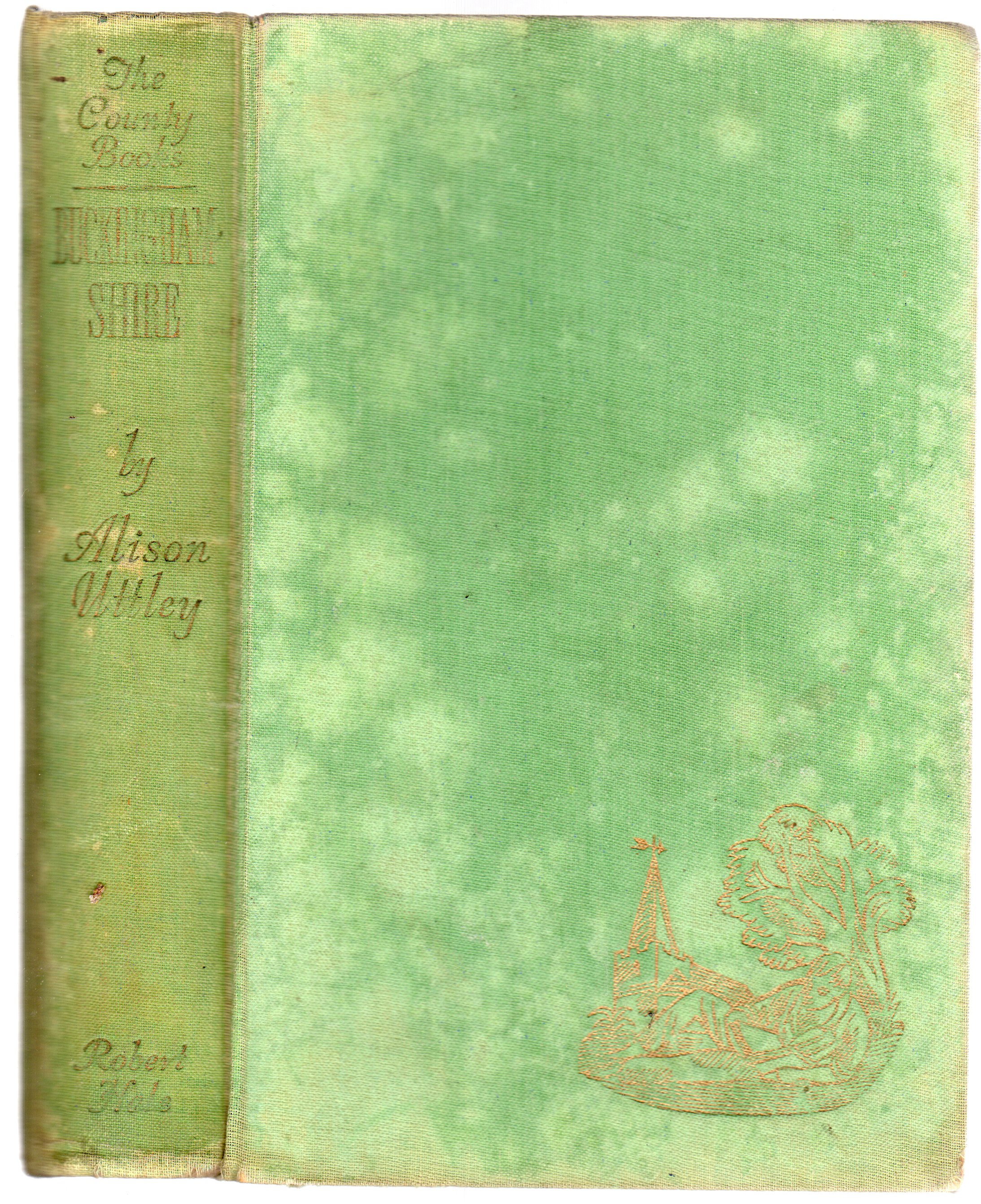 Image for Buckinghamshire - The County Books