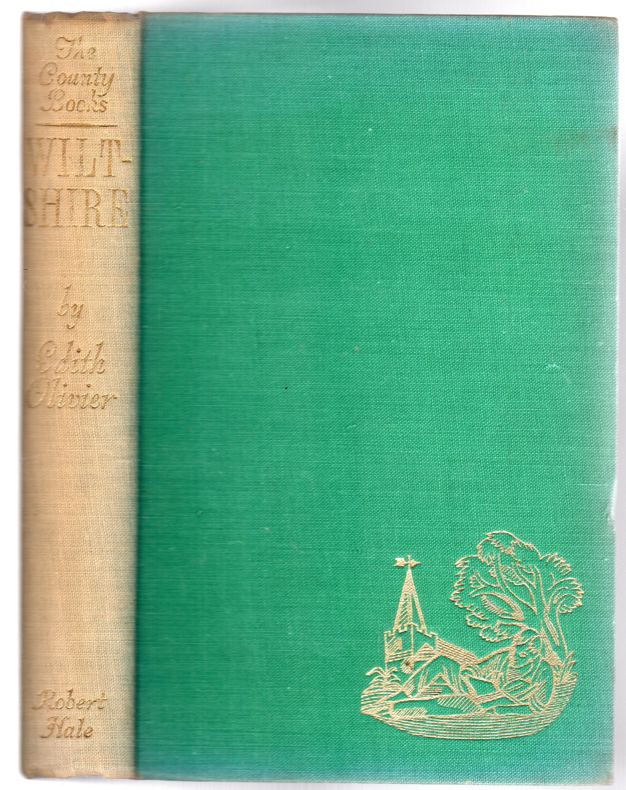 Image for Wiltshire - The County Books