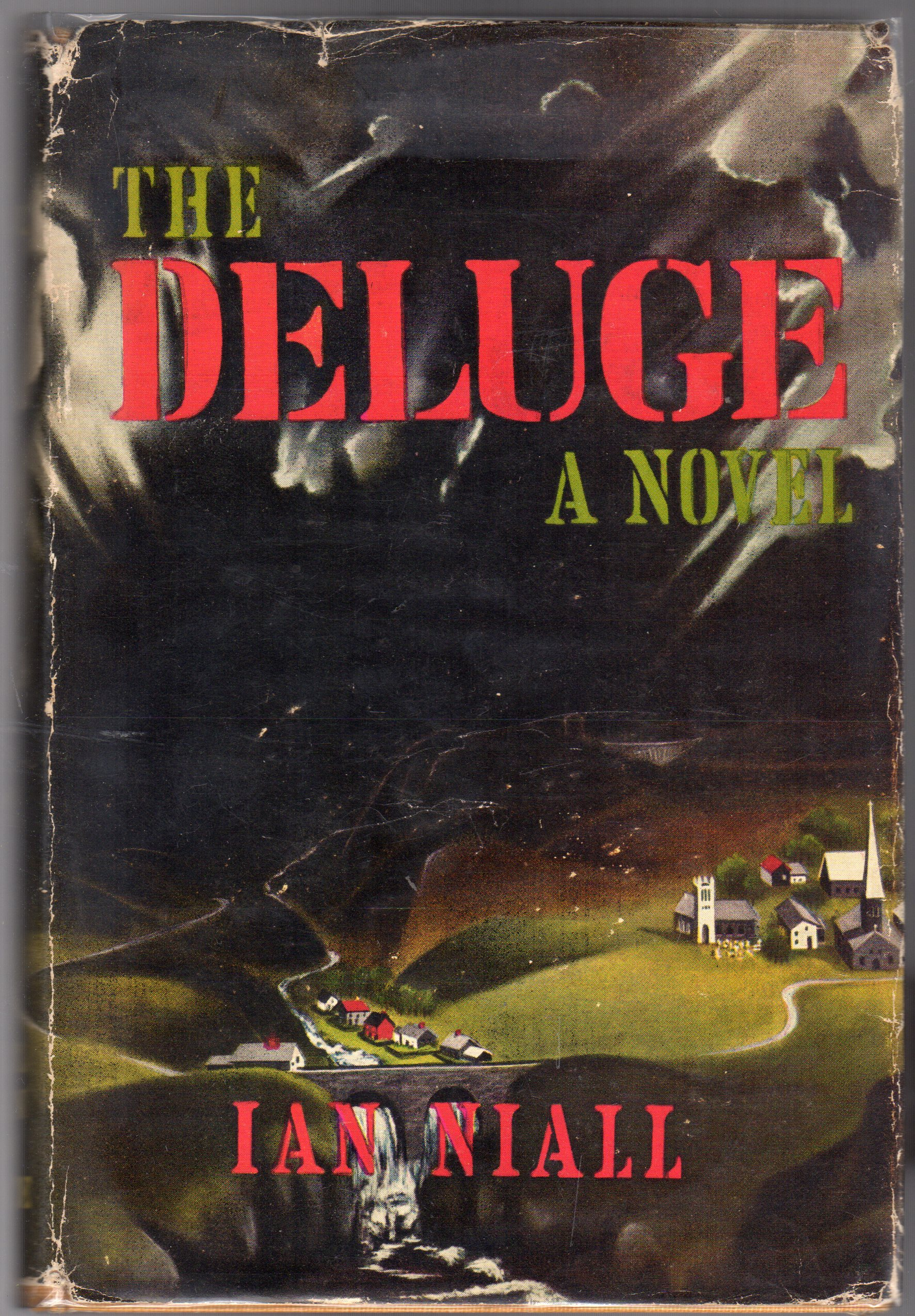 Image for The Deluge (SIGNED COPY)