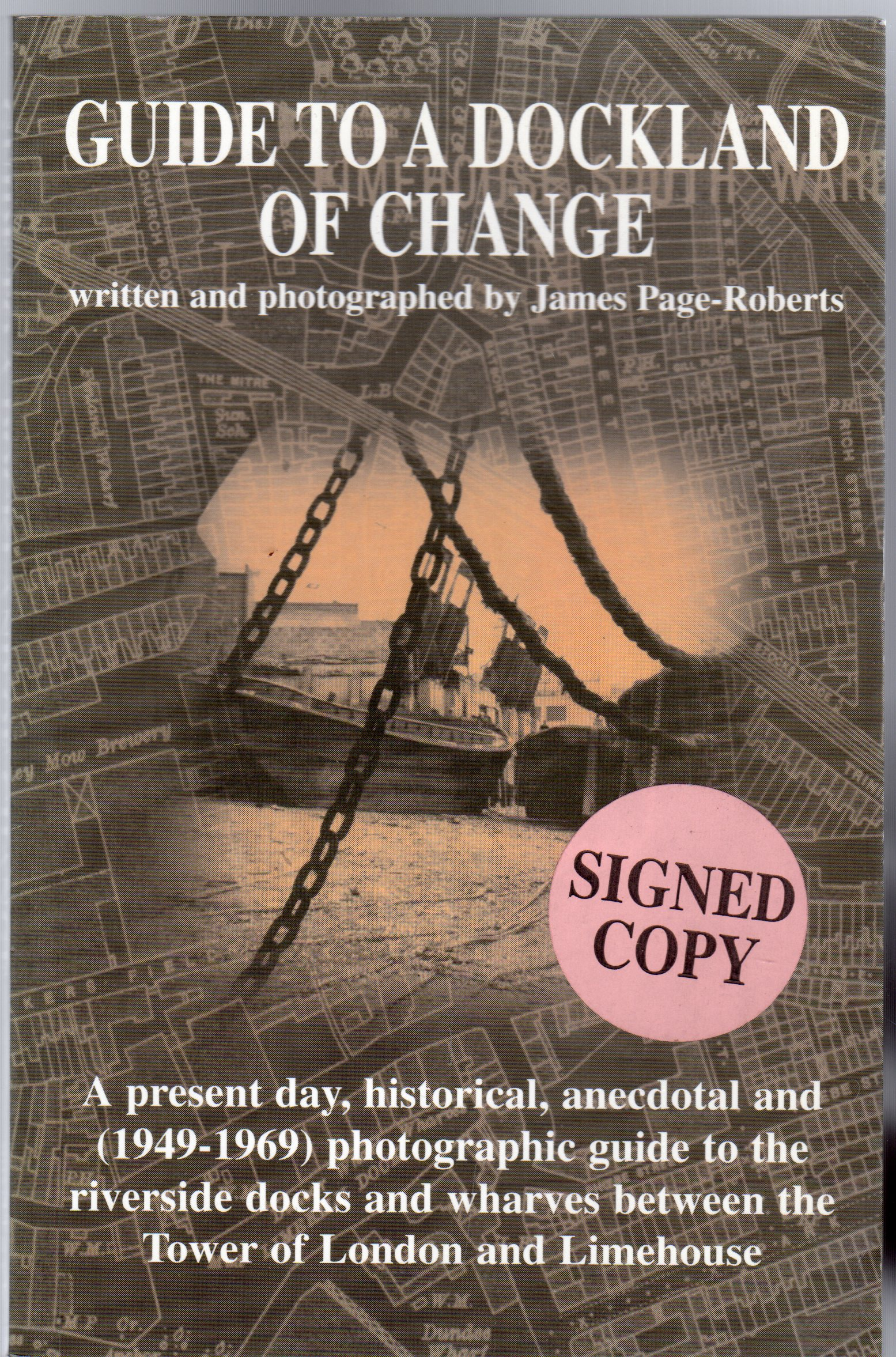 Image for Guide to a Dockland of Change (SIGNED COPY)
