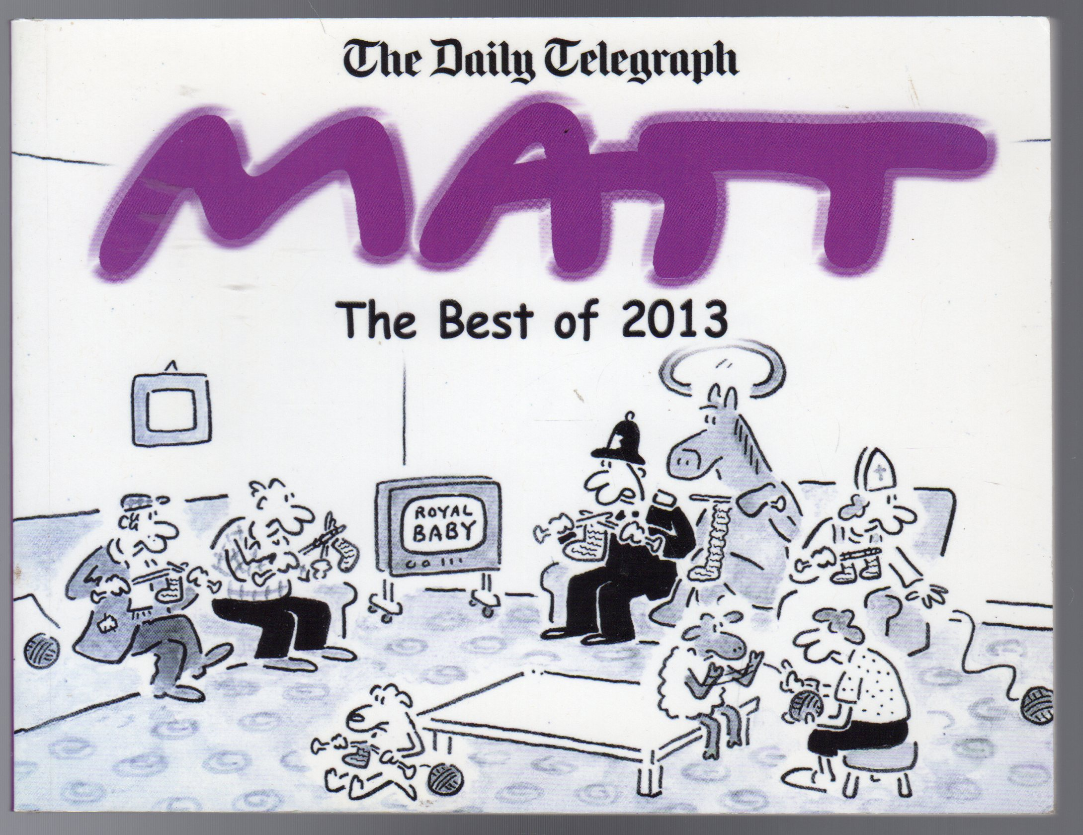 Image for The Best of Matt 2013