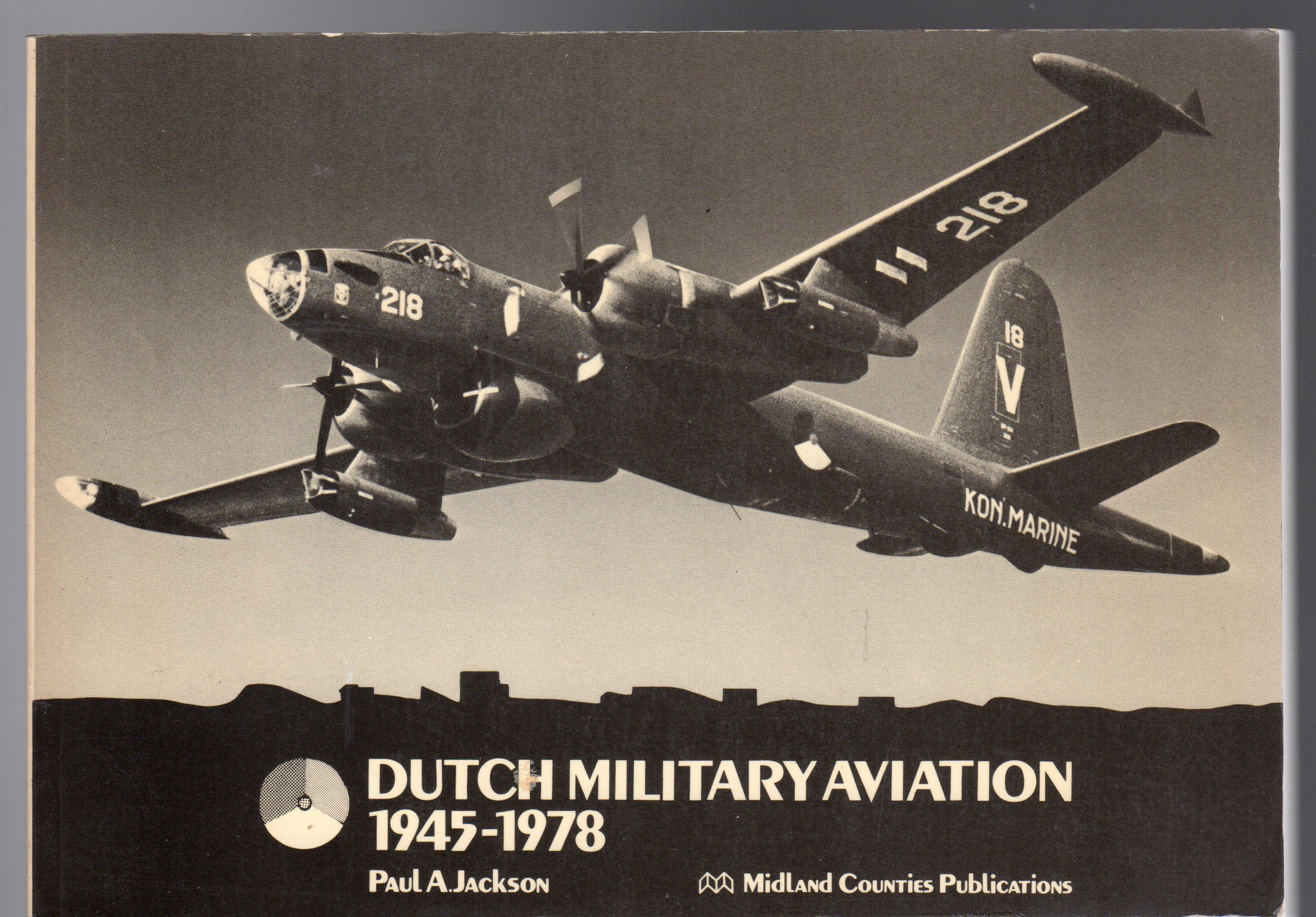 Image for Dutch Military Aviation, 1945-78