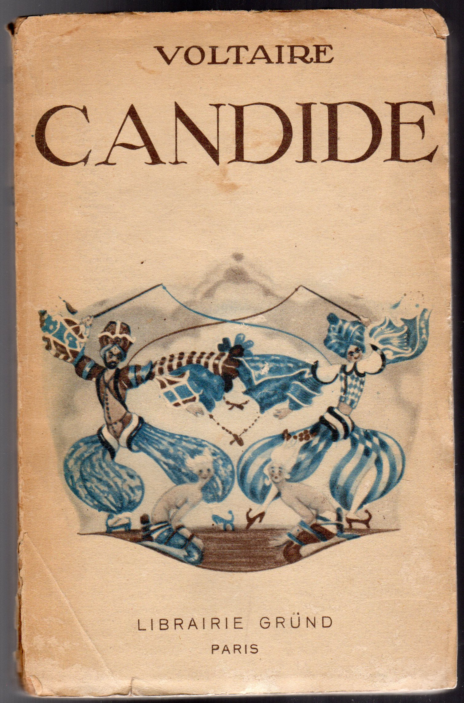 Image for Candide [FRENCH TEXT]
