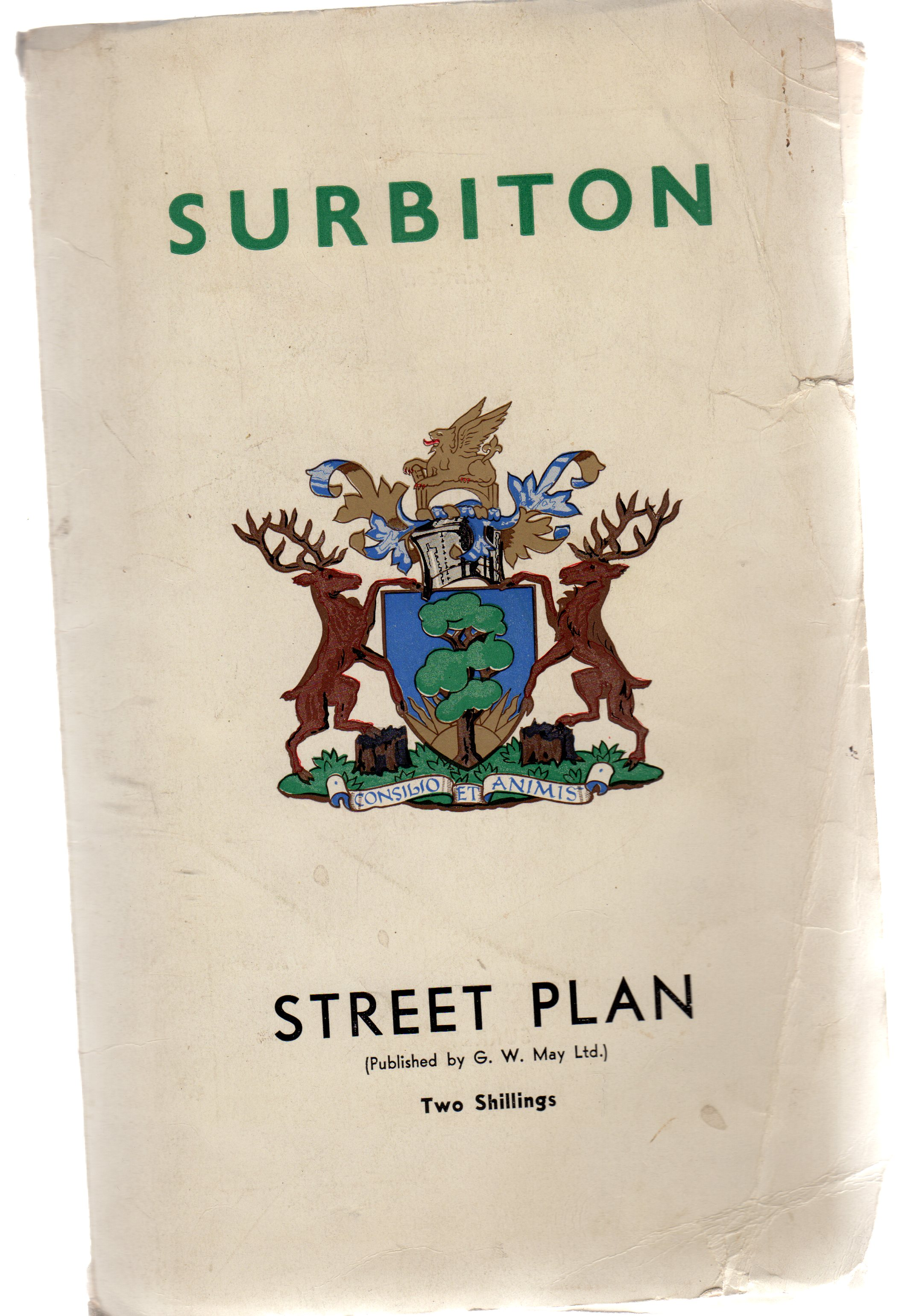 Image for Surbiton Street Plan