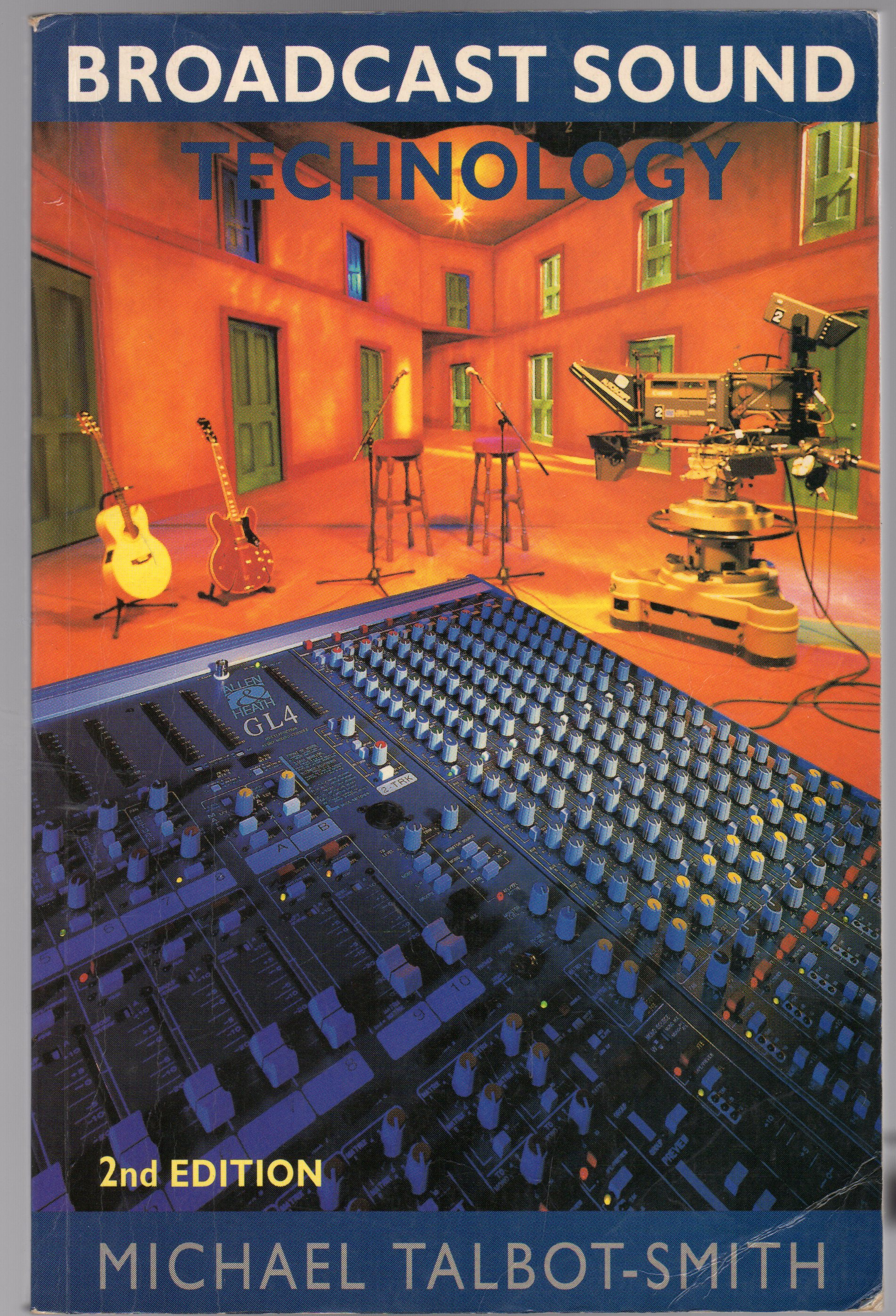 Image for Broadcast Sound Technology