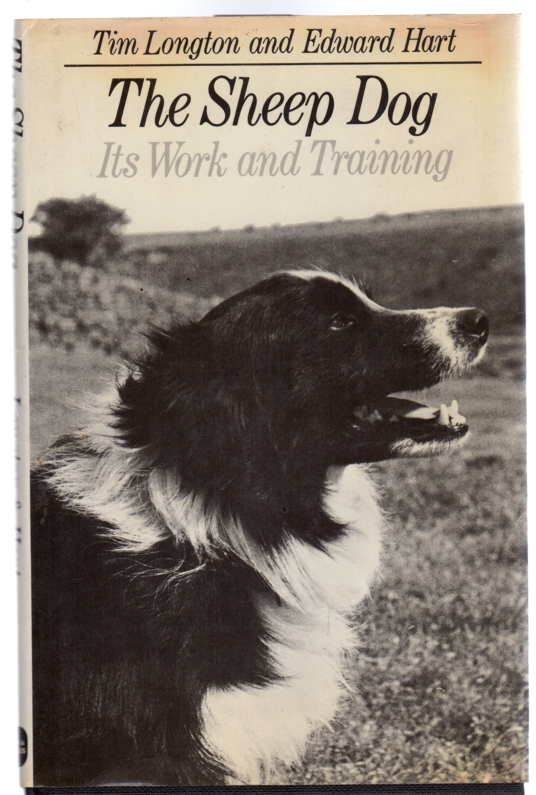 Image for The Sheep Dog : Its Work and Training (SIGNED COPY)