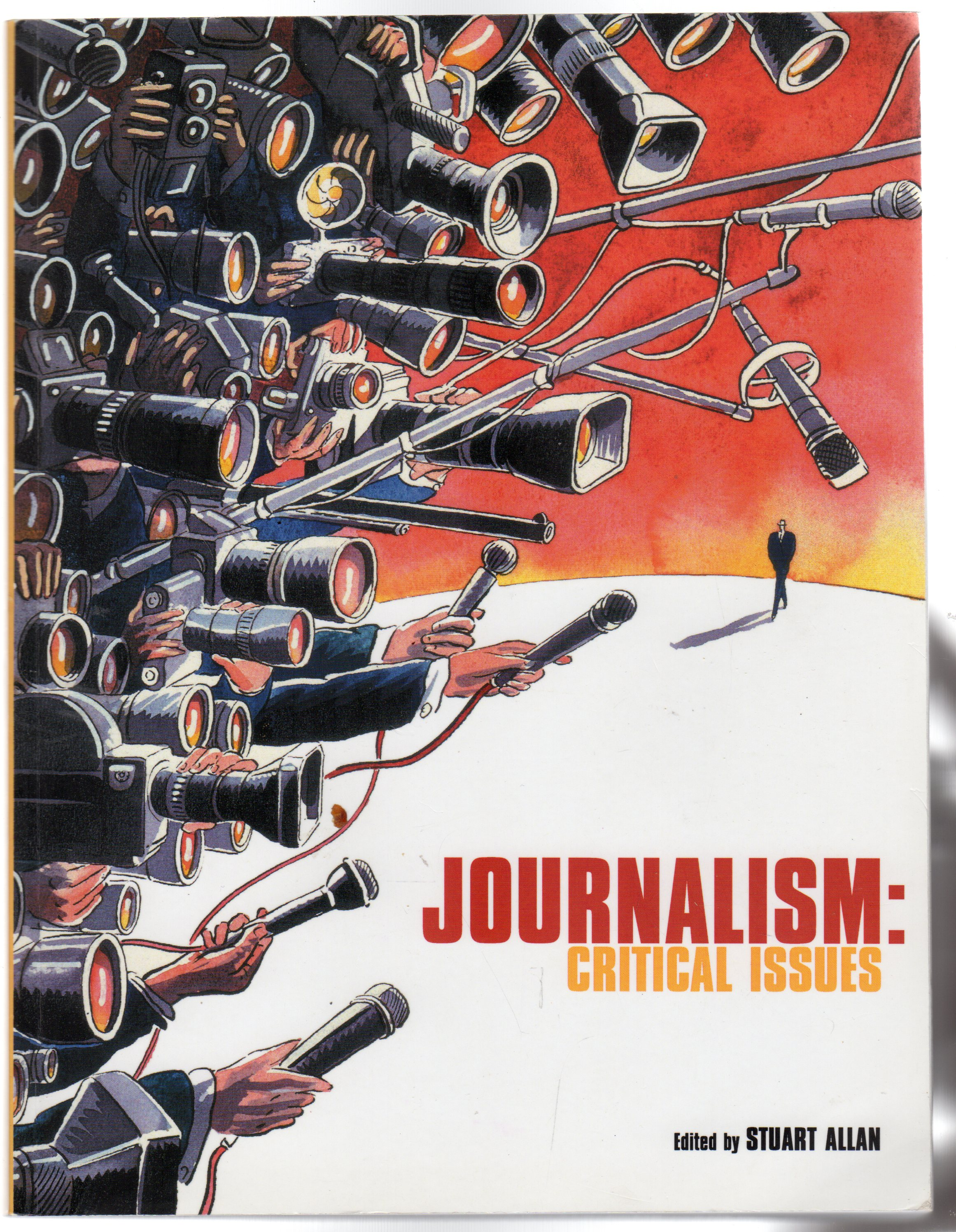 Image for Journalism : Critical Issues