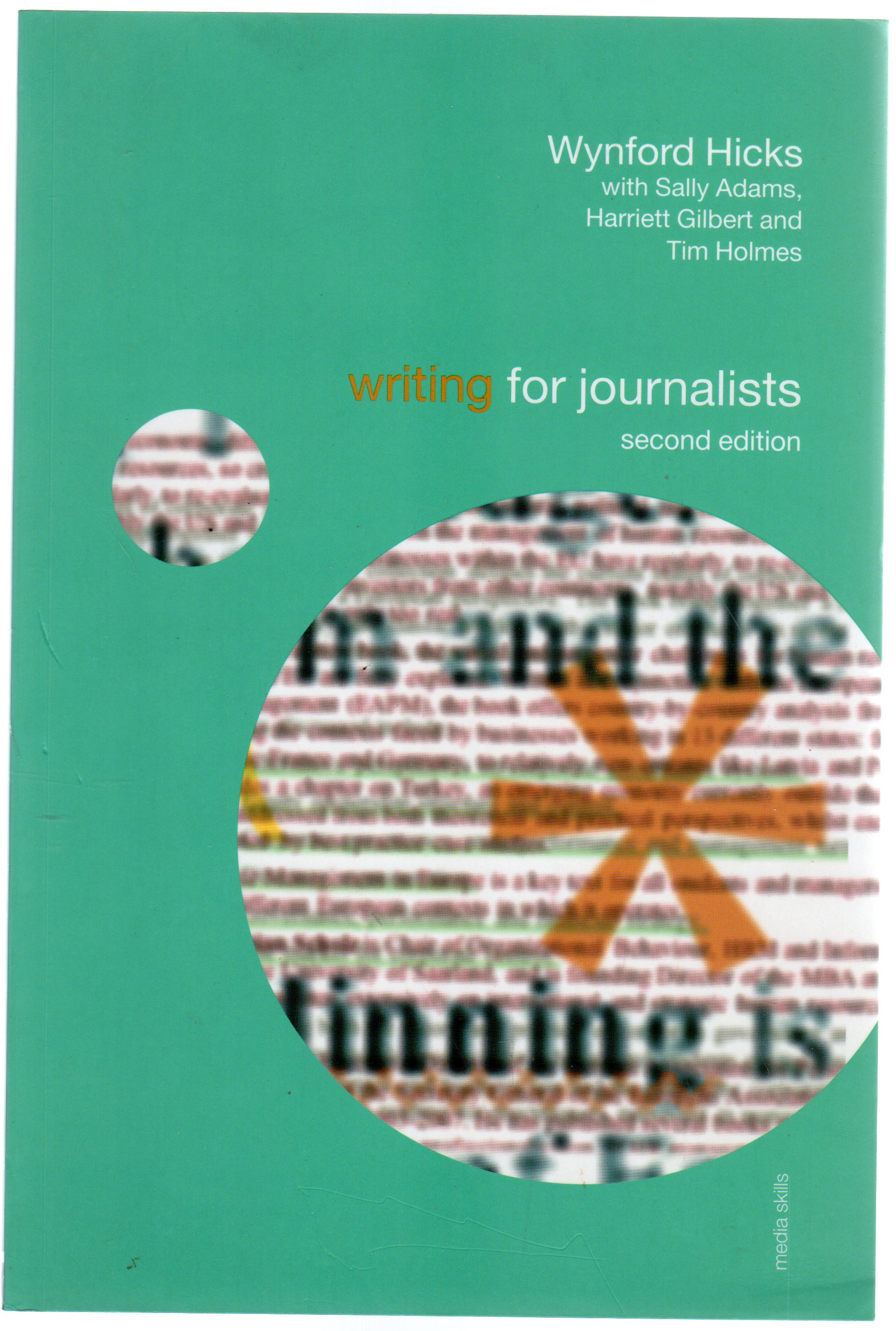 Image for Writing for Journalists