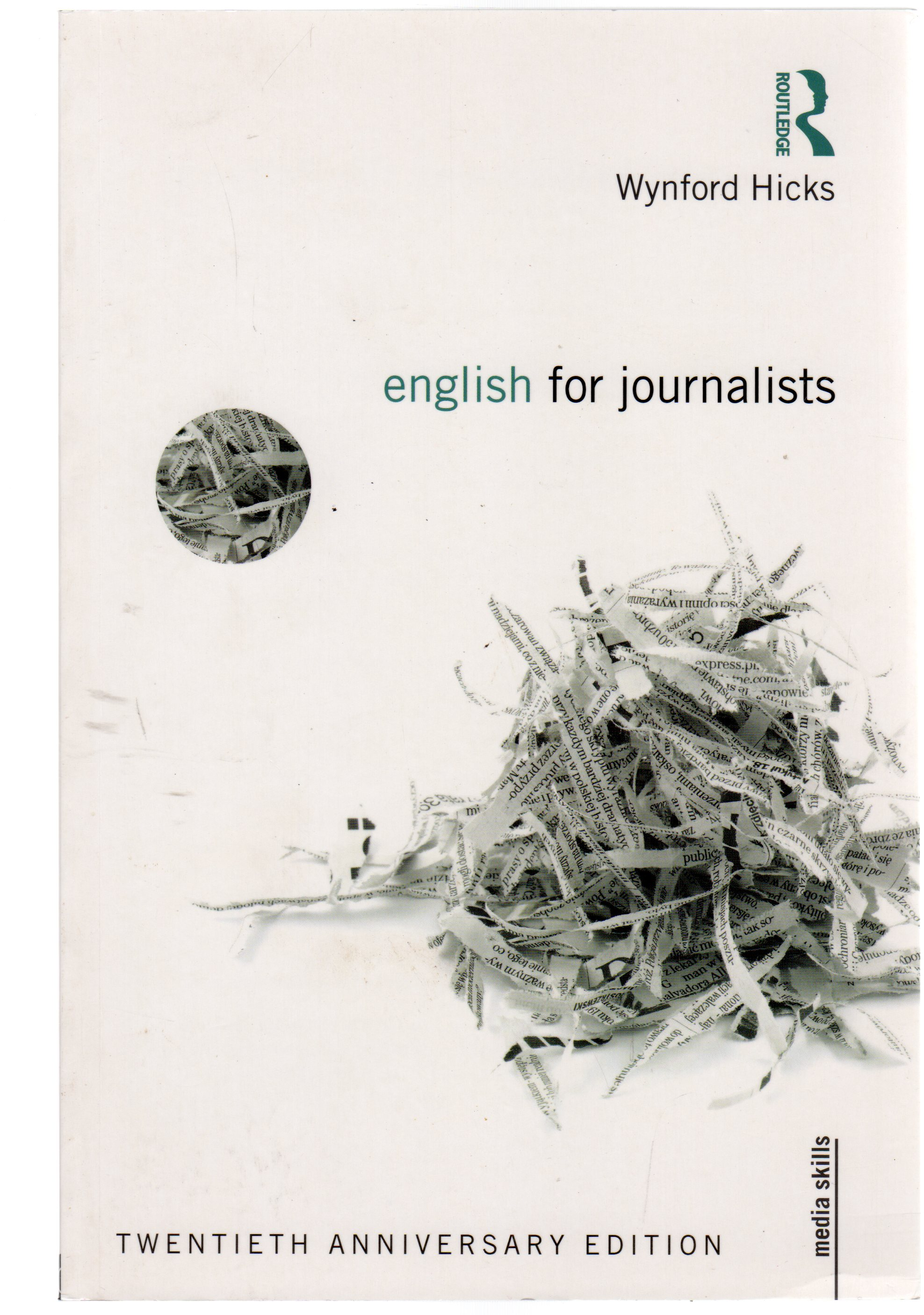 Image for English for Journalists