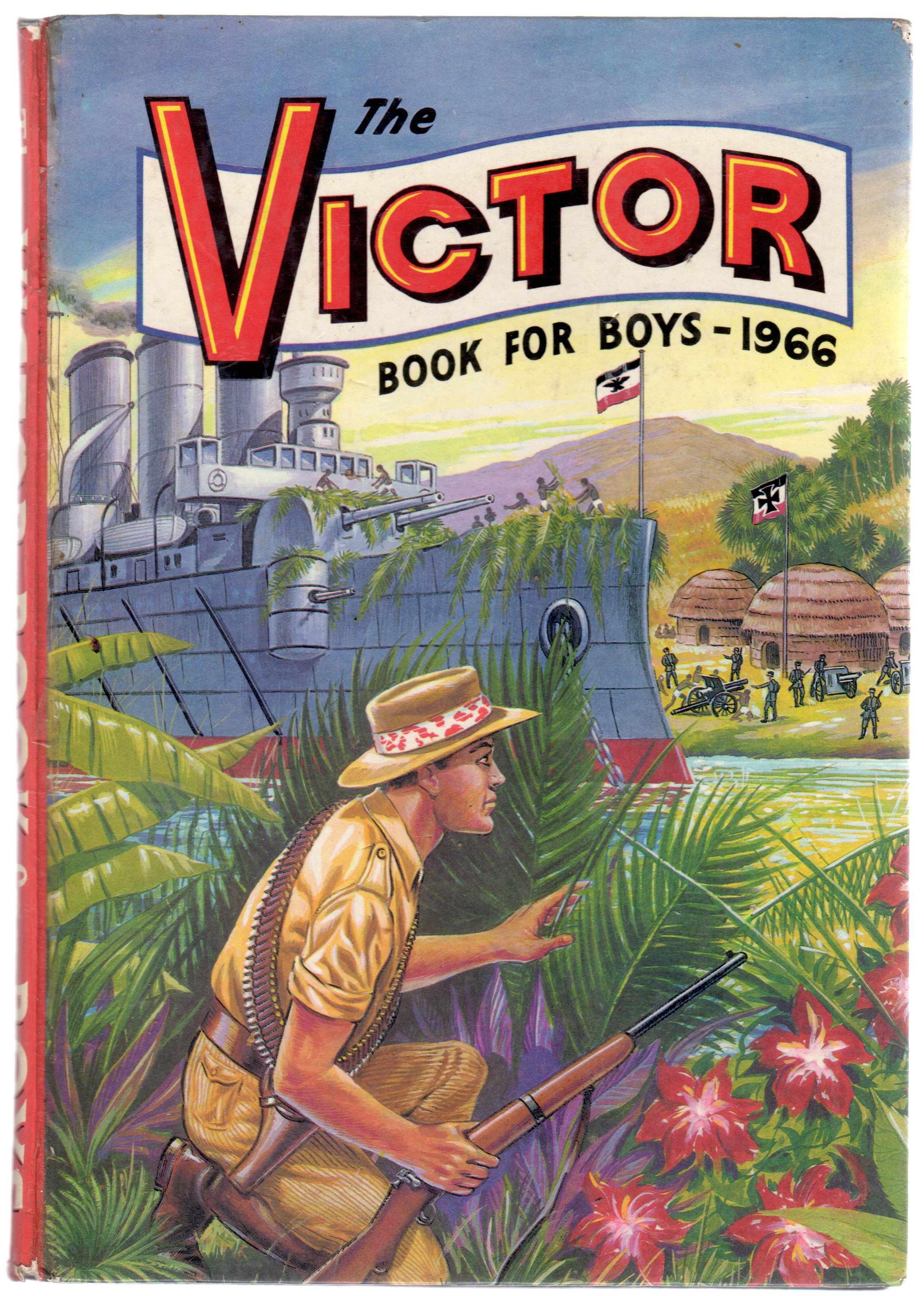 Image for Victor Book for Boys  1966