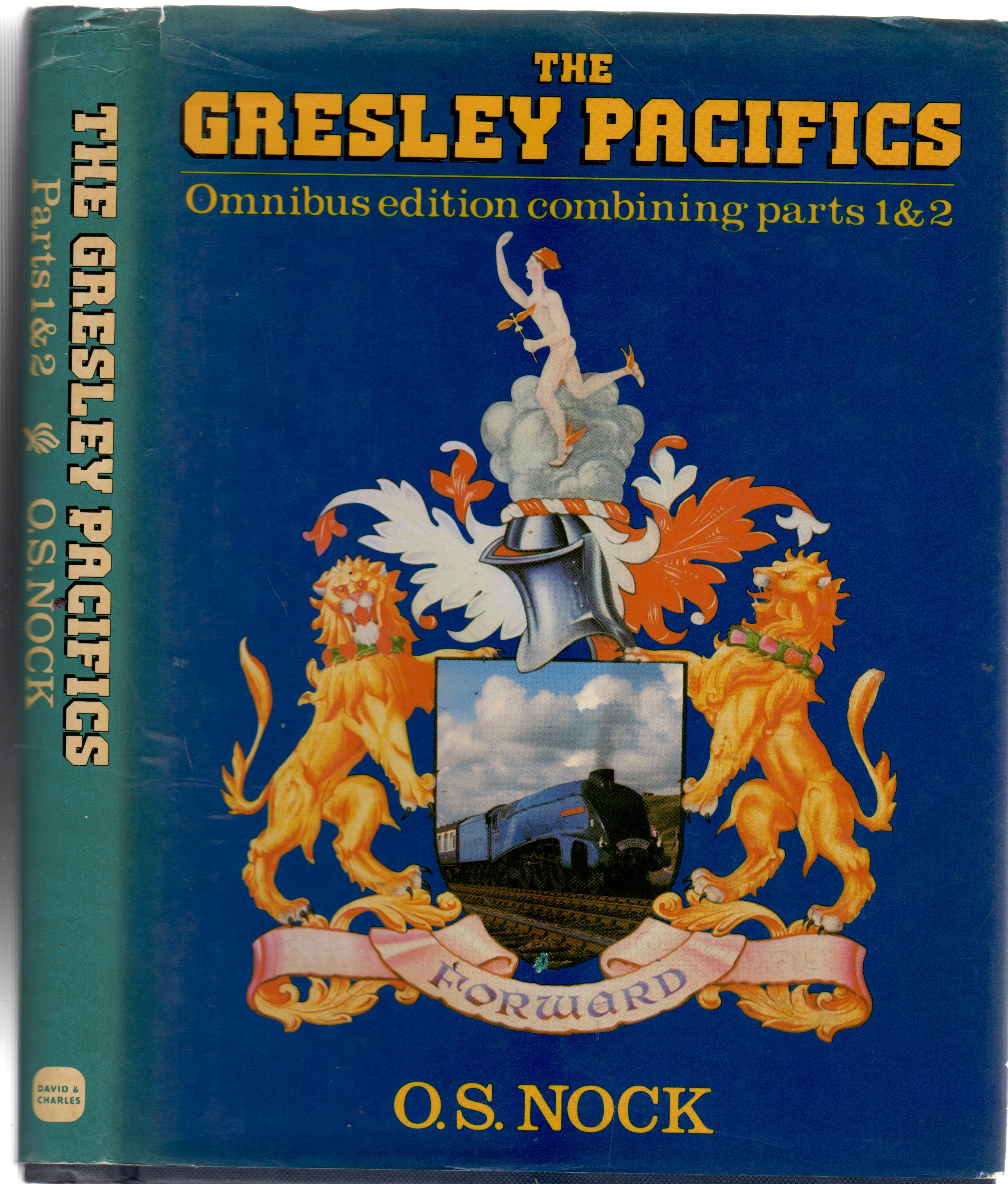 Image for The Gresley Pacifics : New Omnibus Edition Combining Parts 1 and 2.