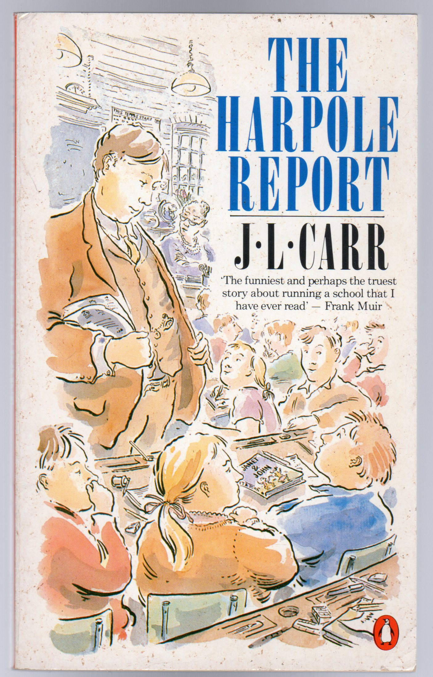 Image for The Harpole Report