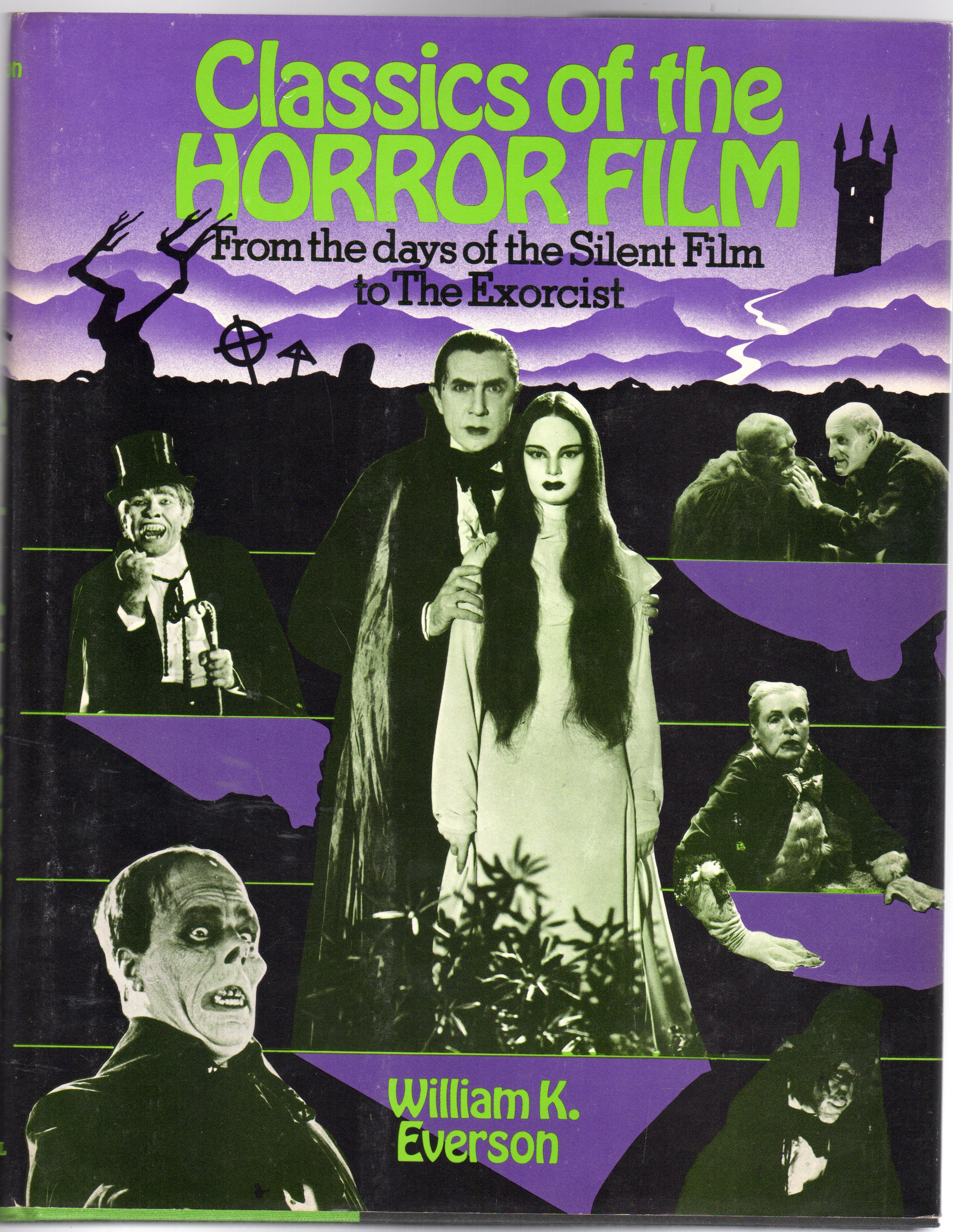 Image for Classics of the Horror Film