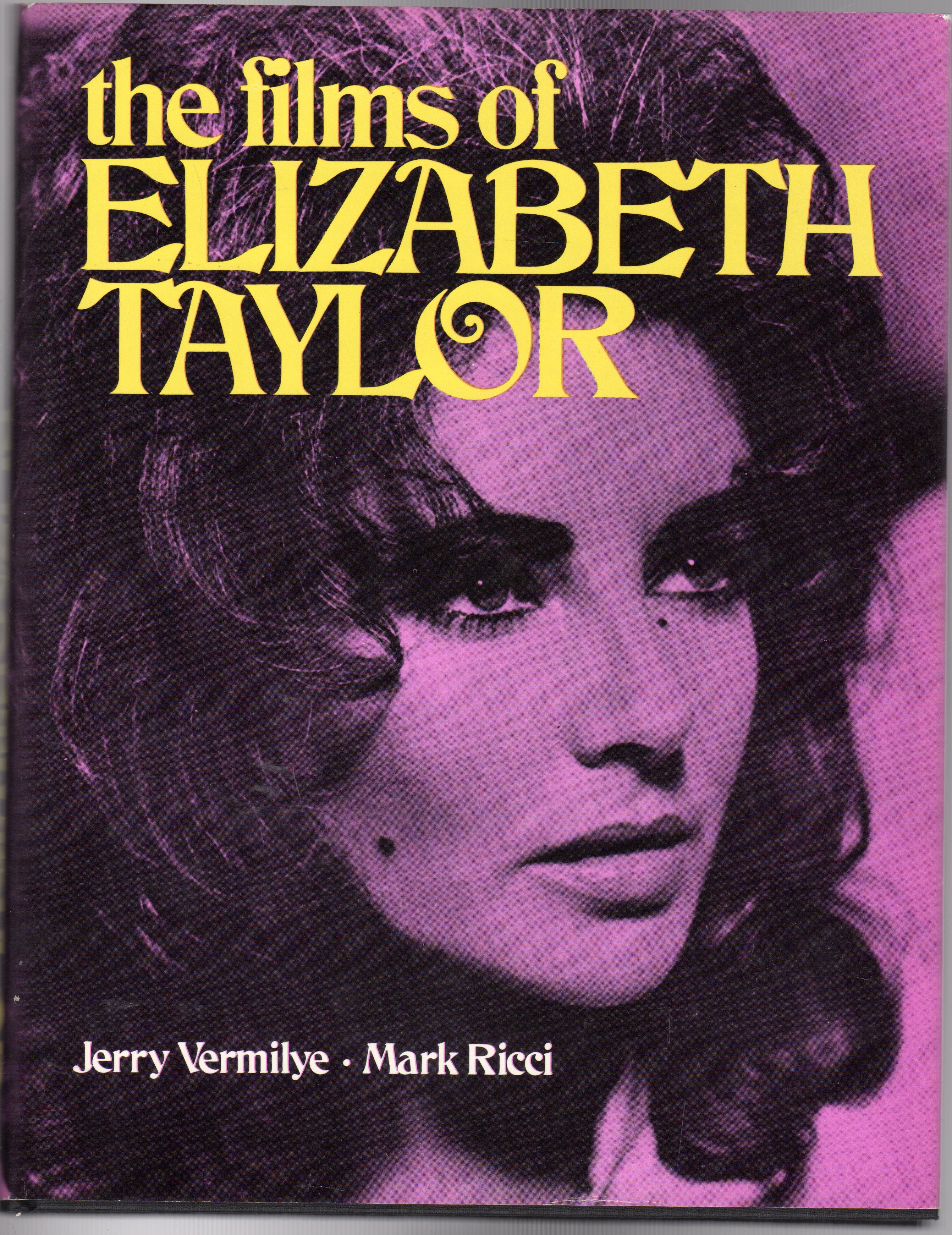 Image for The Films of Elizabeth Taylor