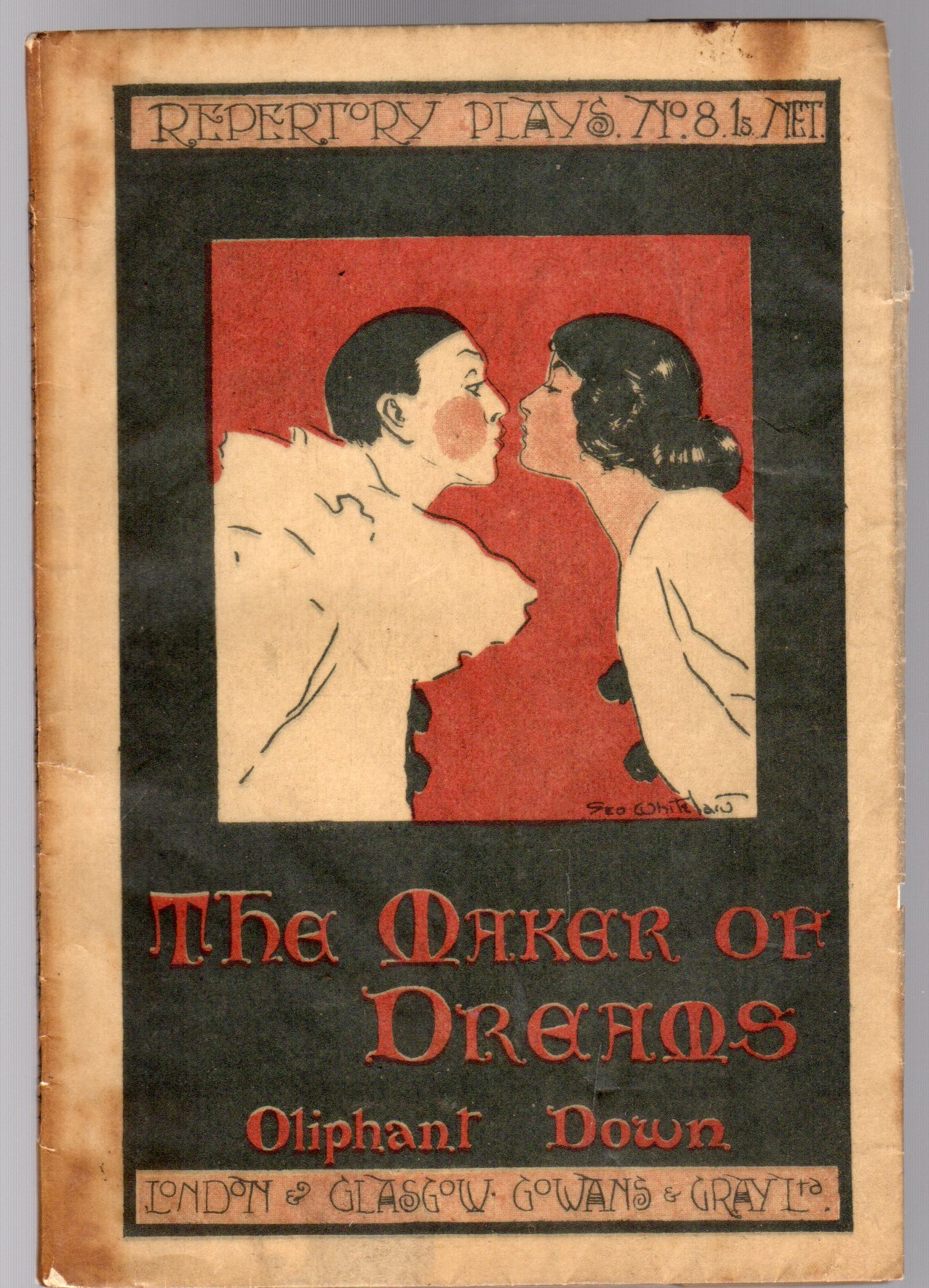 Image for The Maker of Dreams - A Fantasy in One Act