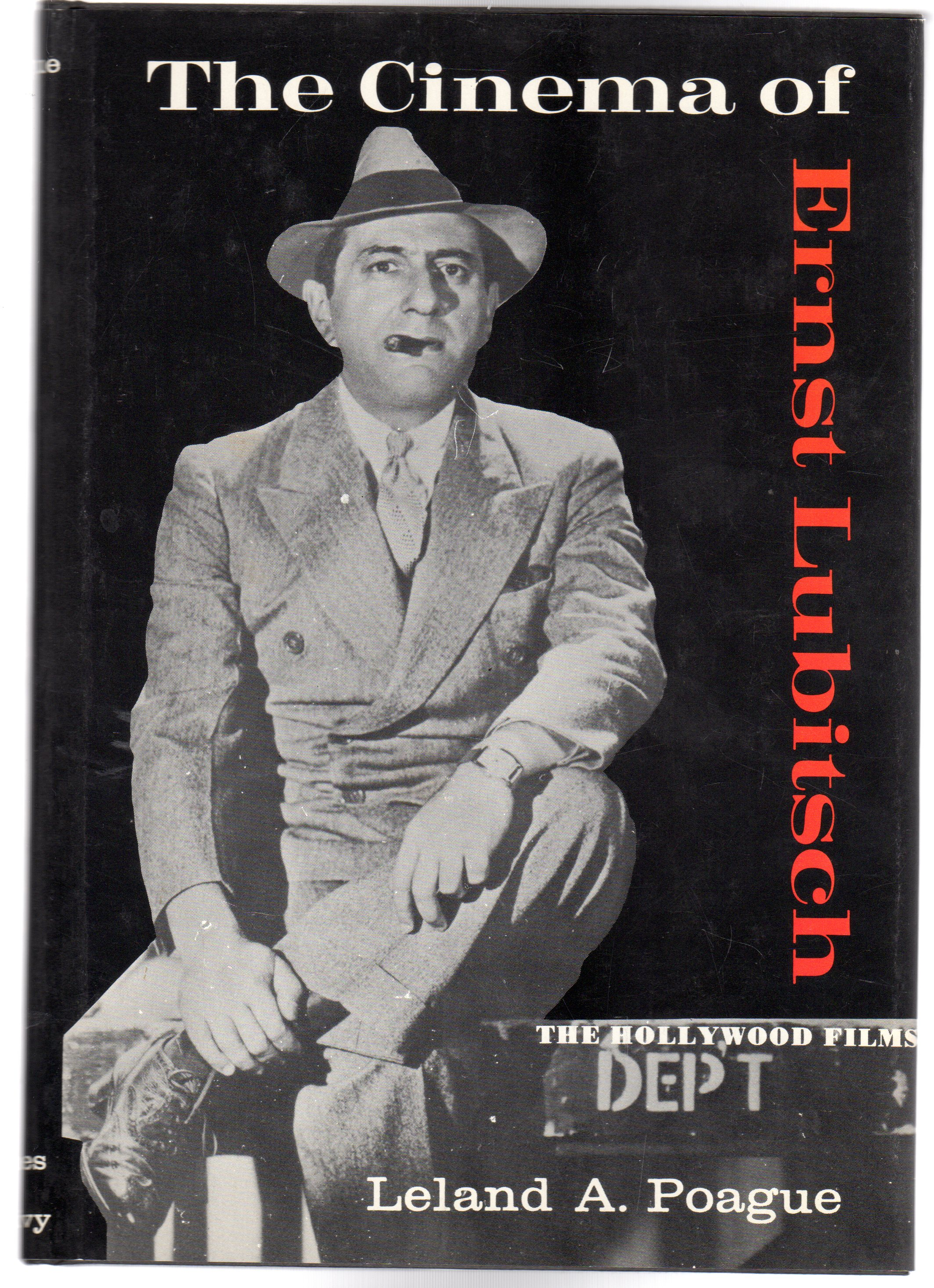Image for The Cinema of Ernst Lubitsch : The Hollywood Films