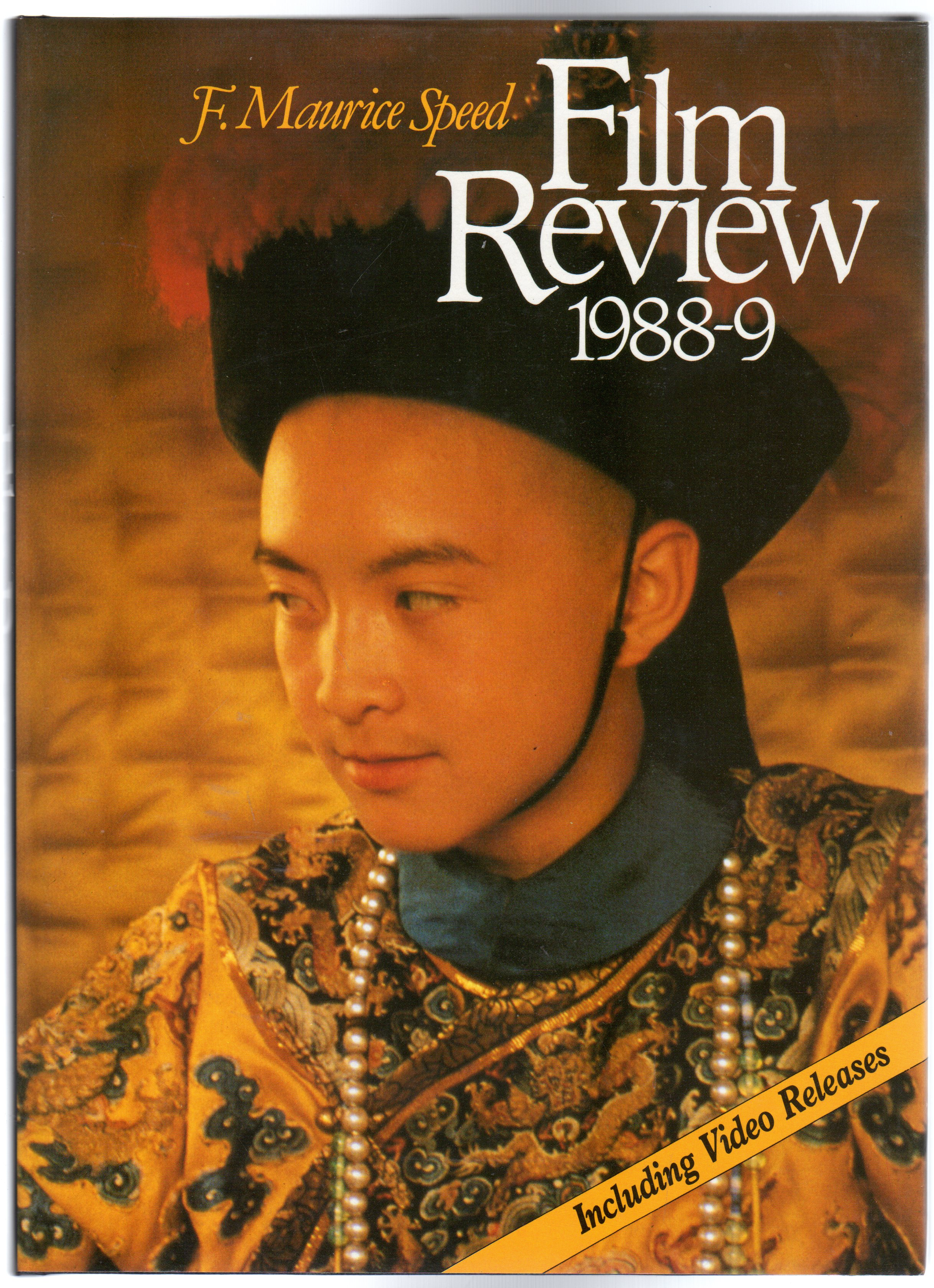 Image for Film Review 1988-89