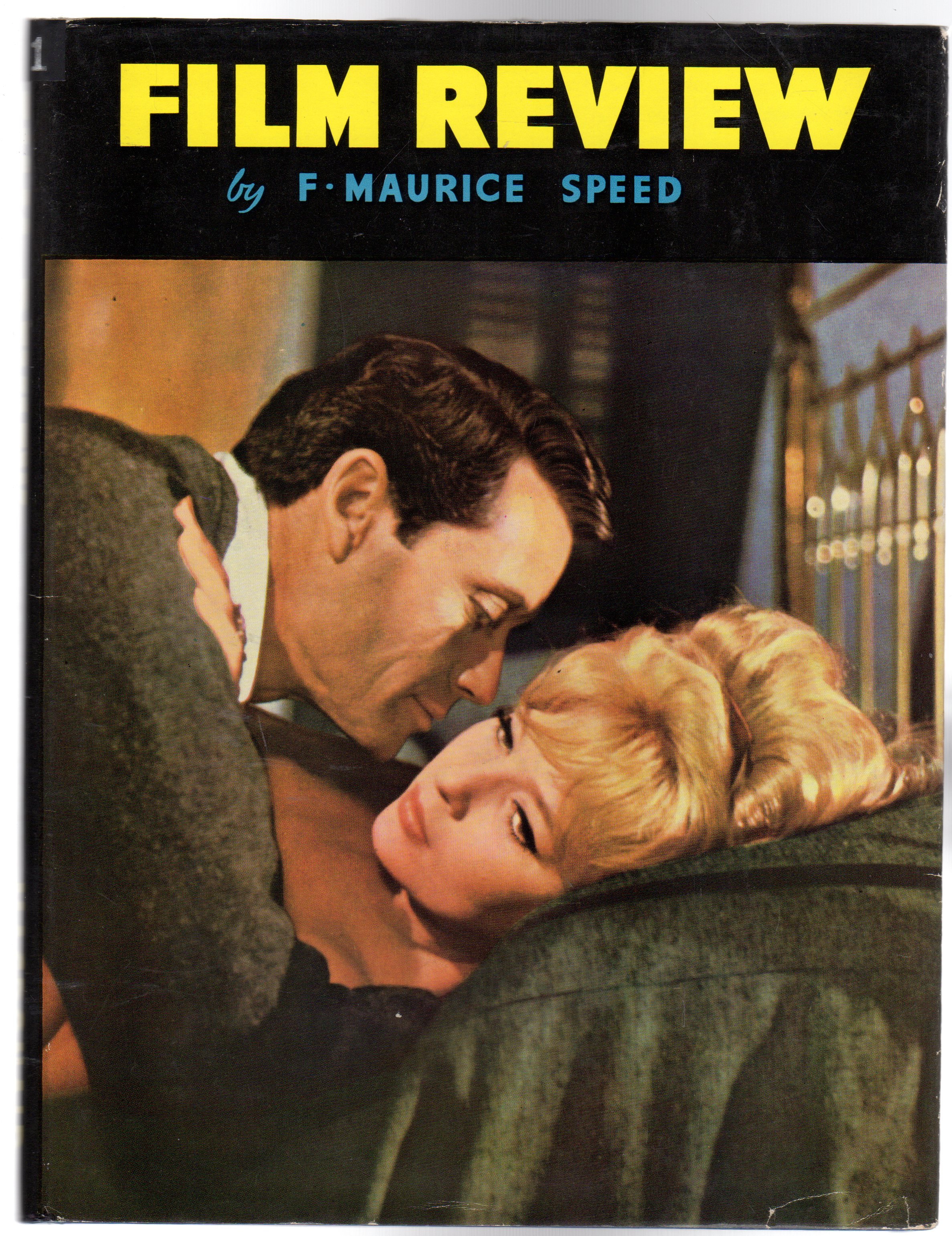 Image for Film Review 1961-1962