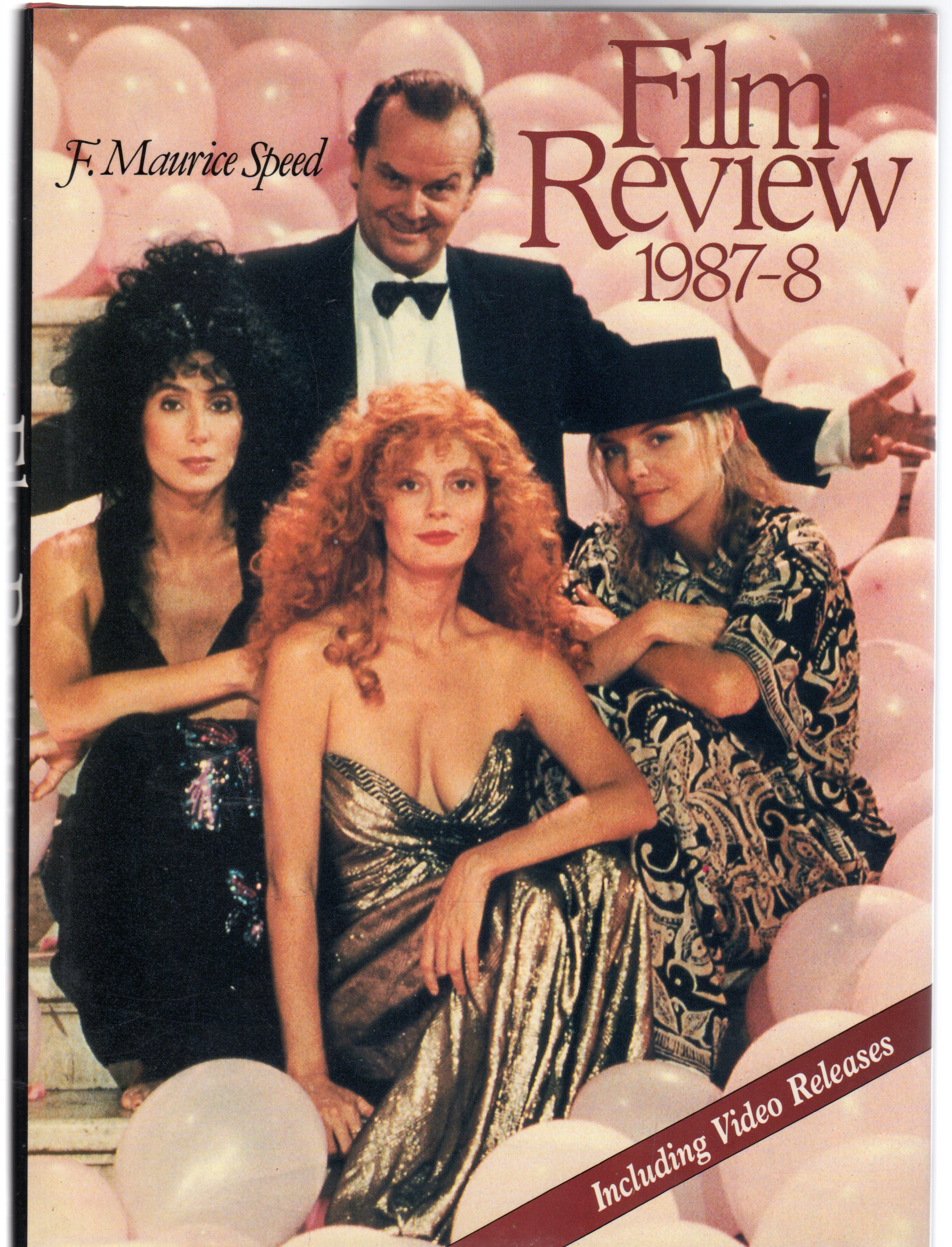 Image for Film Review 1987-88