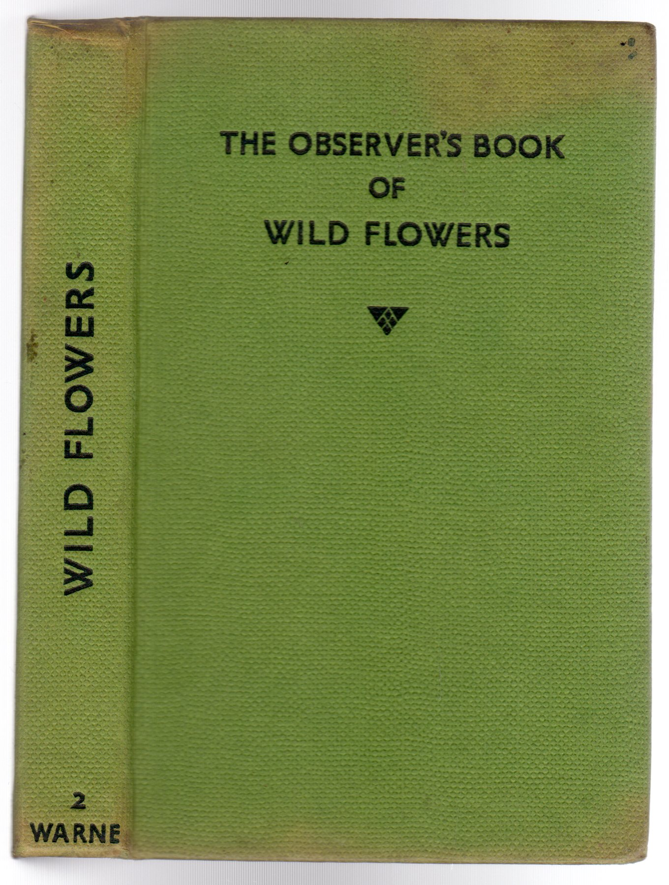 Image for The Observer's Book of Wild Flowers