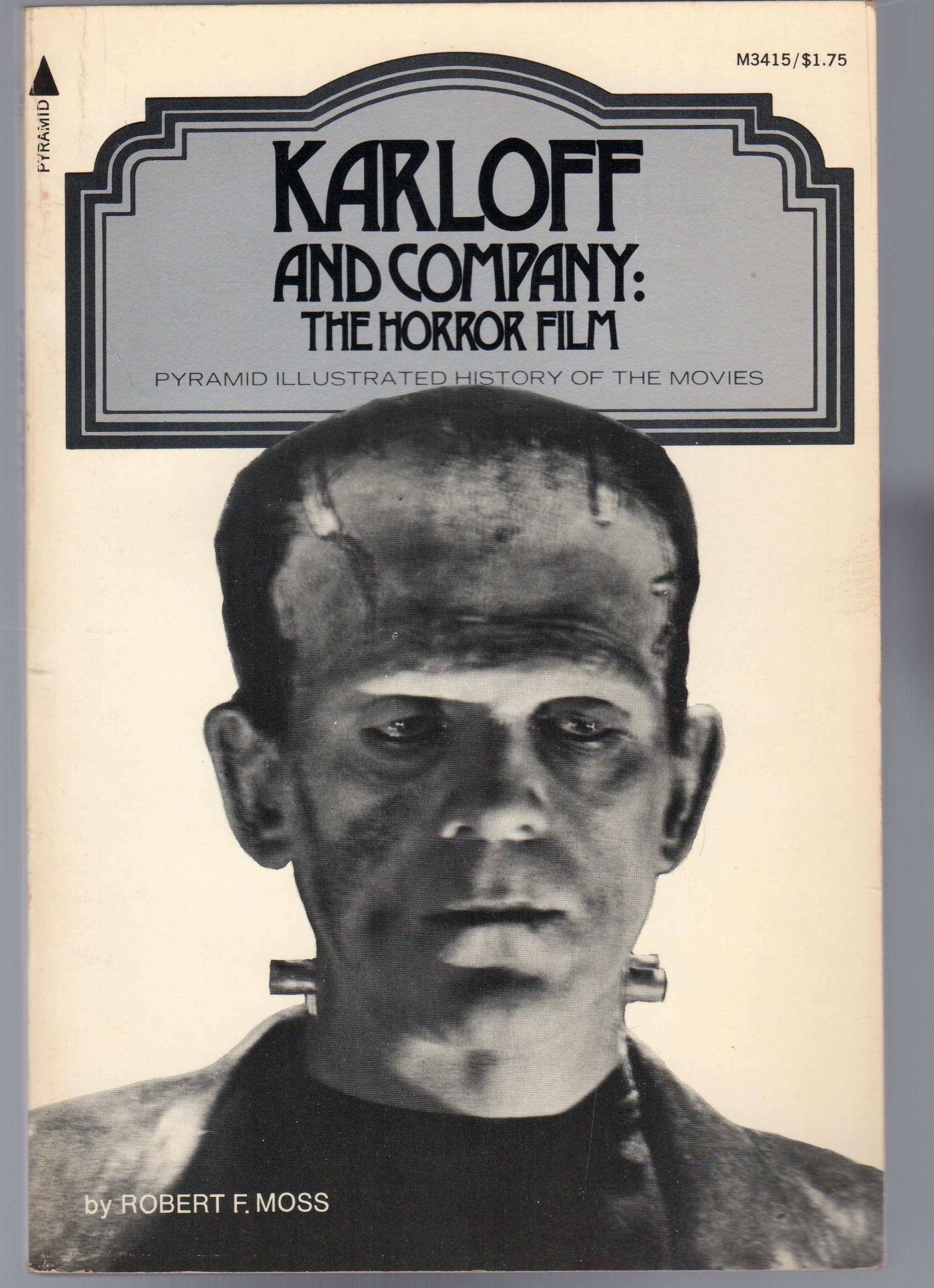 Image for Karloff and Company - The Horror Film