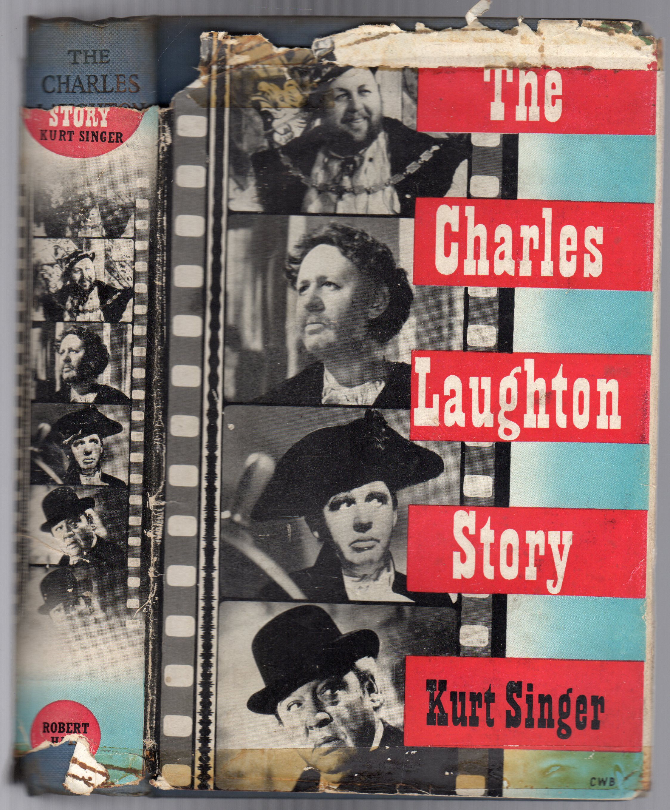 Image for The Charles Laughton Story